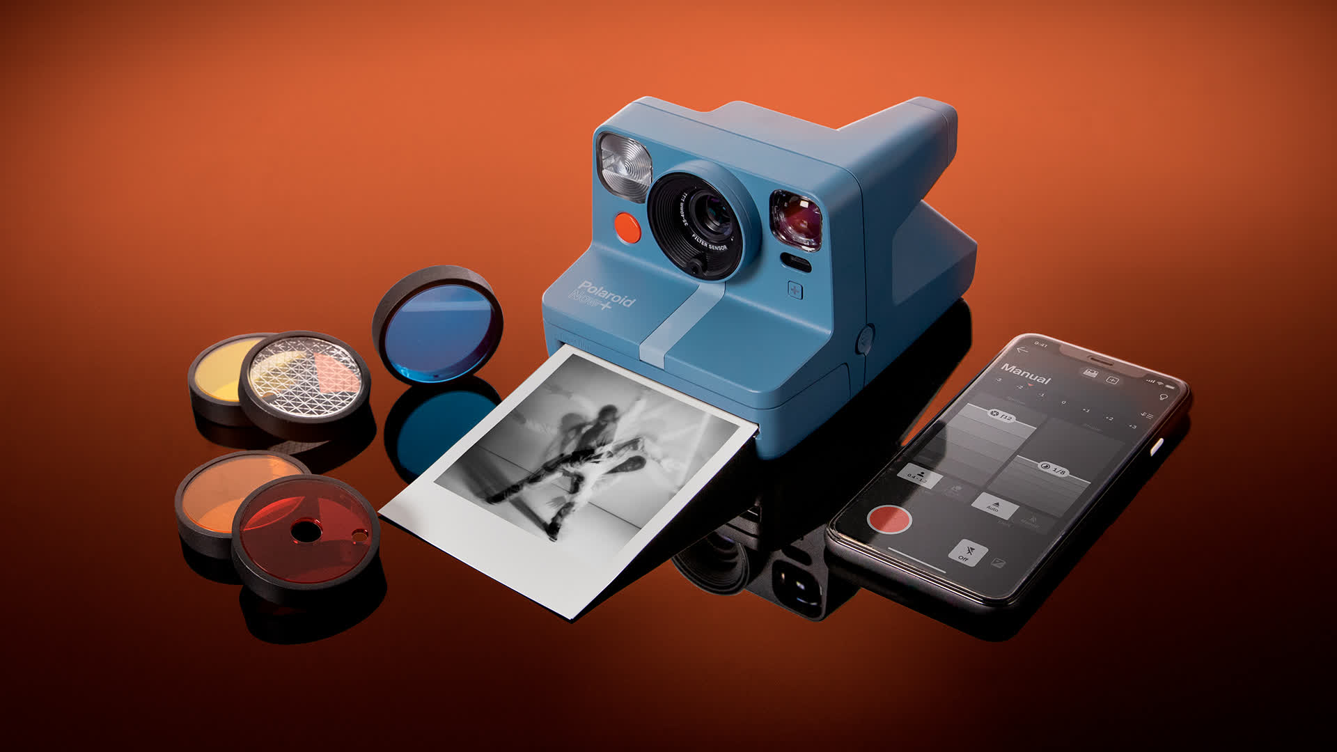 Polaroid's latest instant camera blends old school usability with modern connectivity