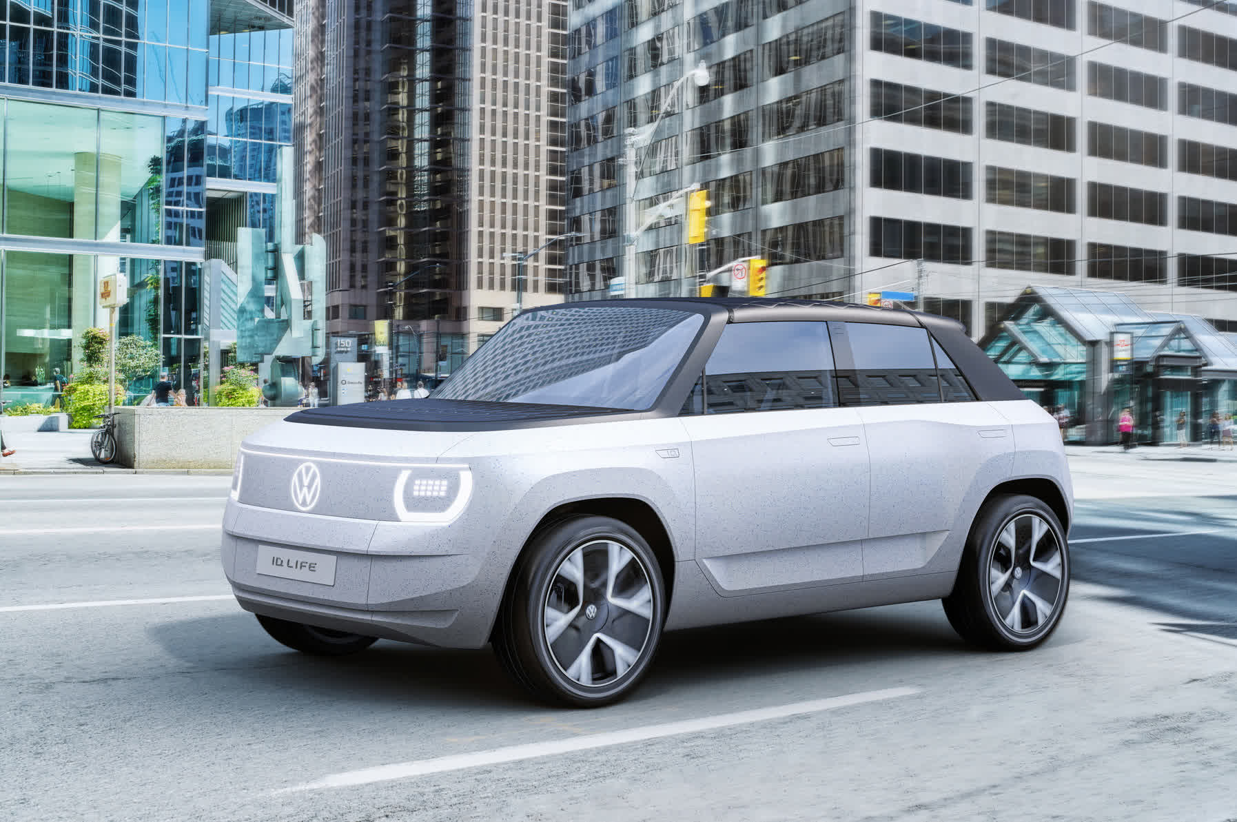 New Volkswagen ID. Life will bring EV to the entry-level in 2025