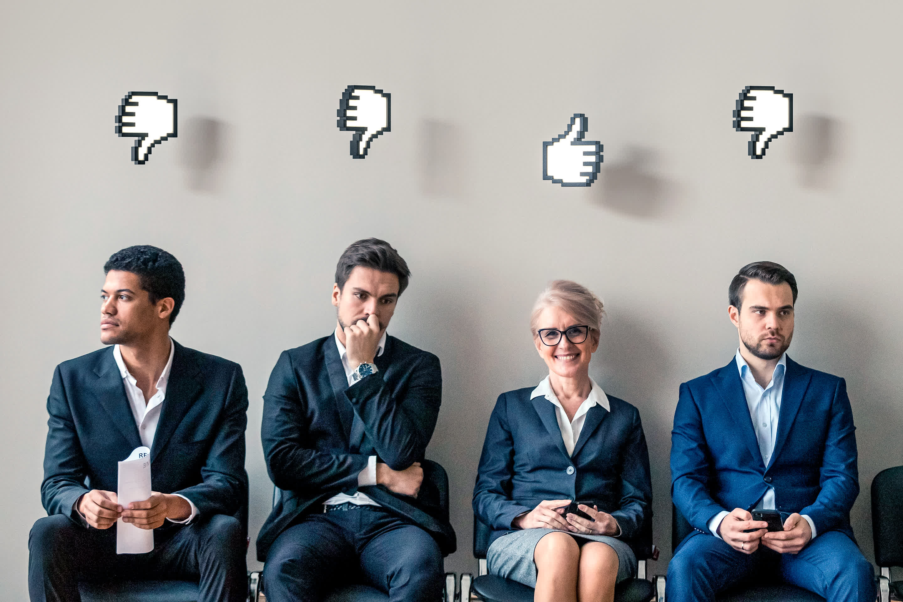 Automated hiring systems prevent millions of good candidates from getting through the front door