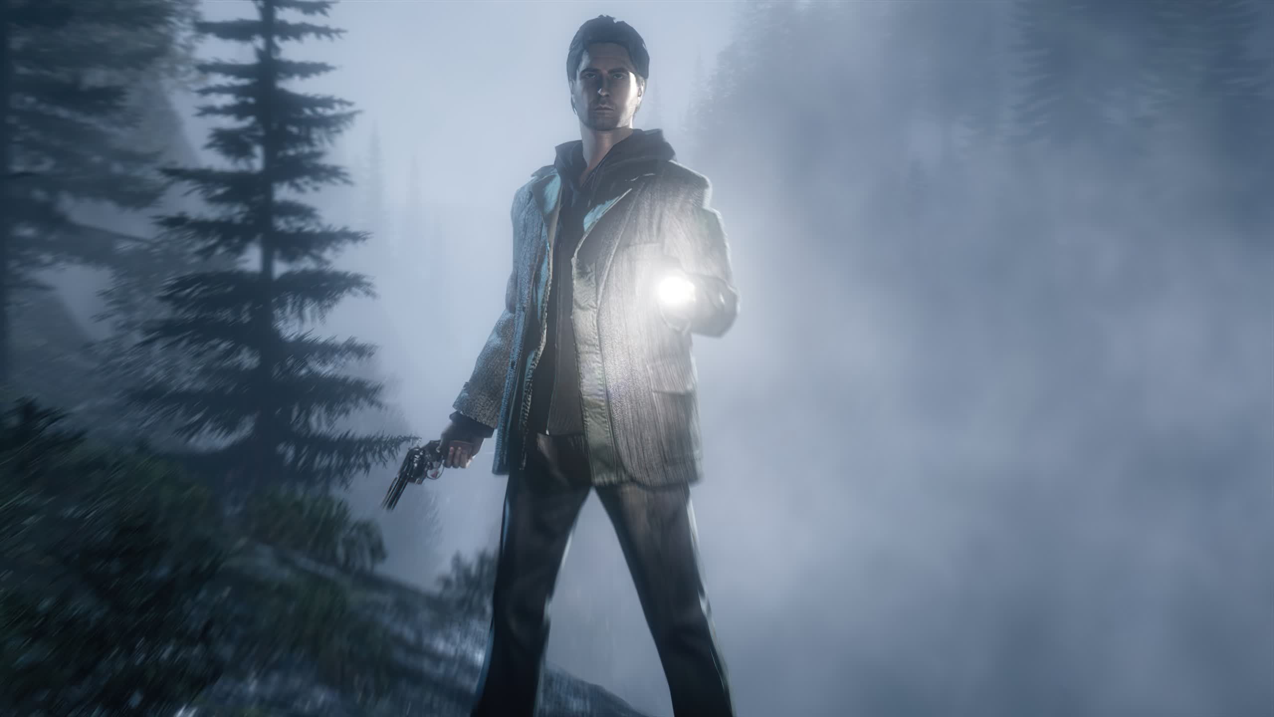 Alan Wake Remastered is coming to PC, Xbox and PlayStation this fall