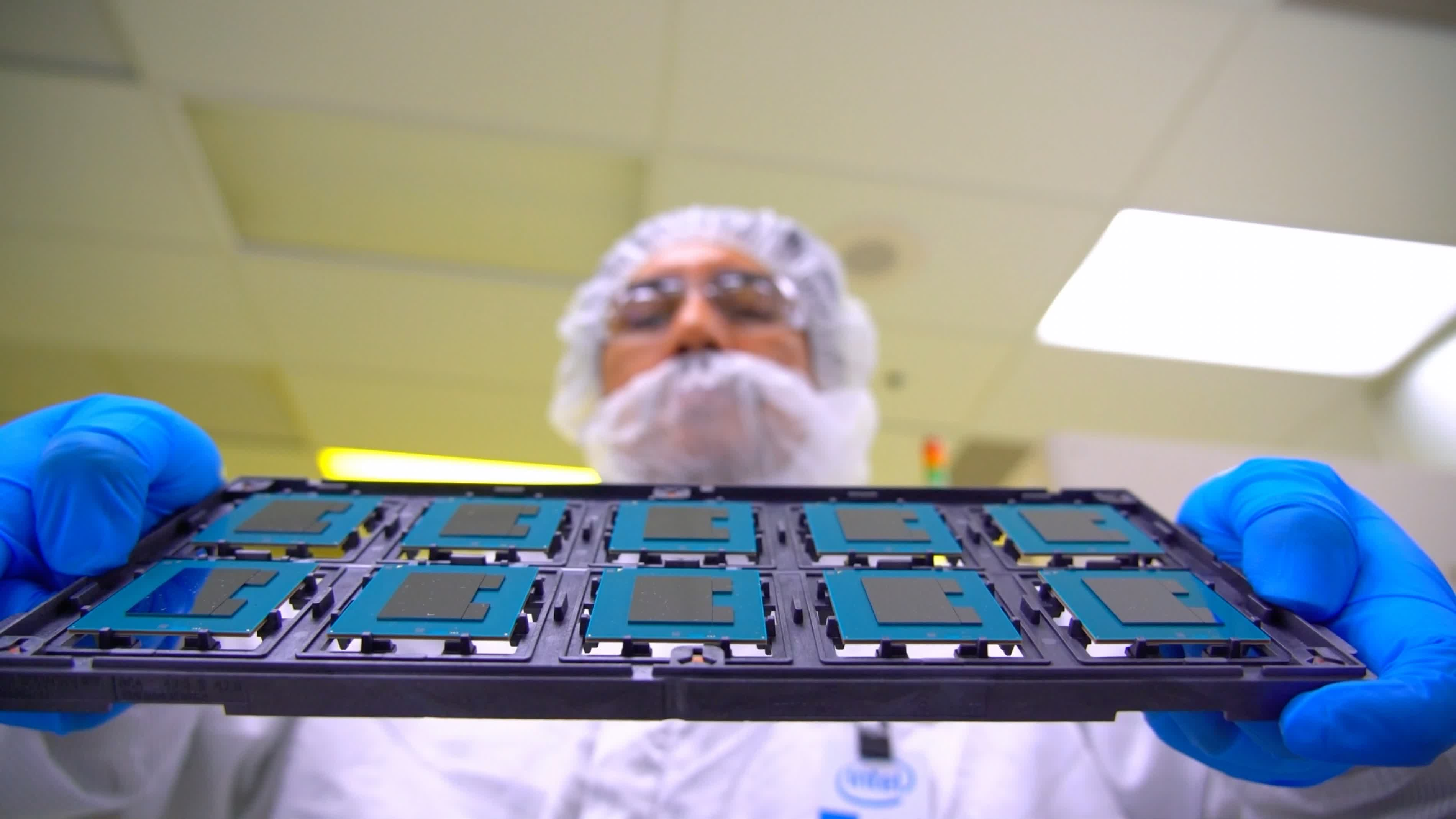 Intel will invest $94.7 billion to build chip fabs in Europe