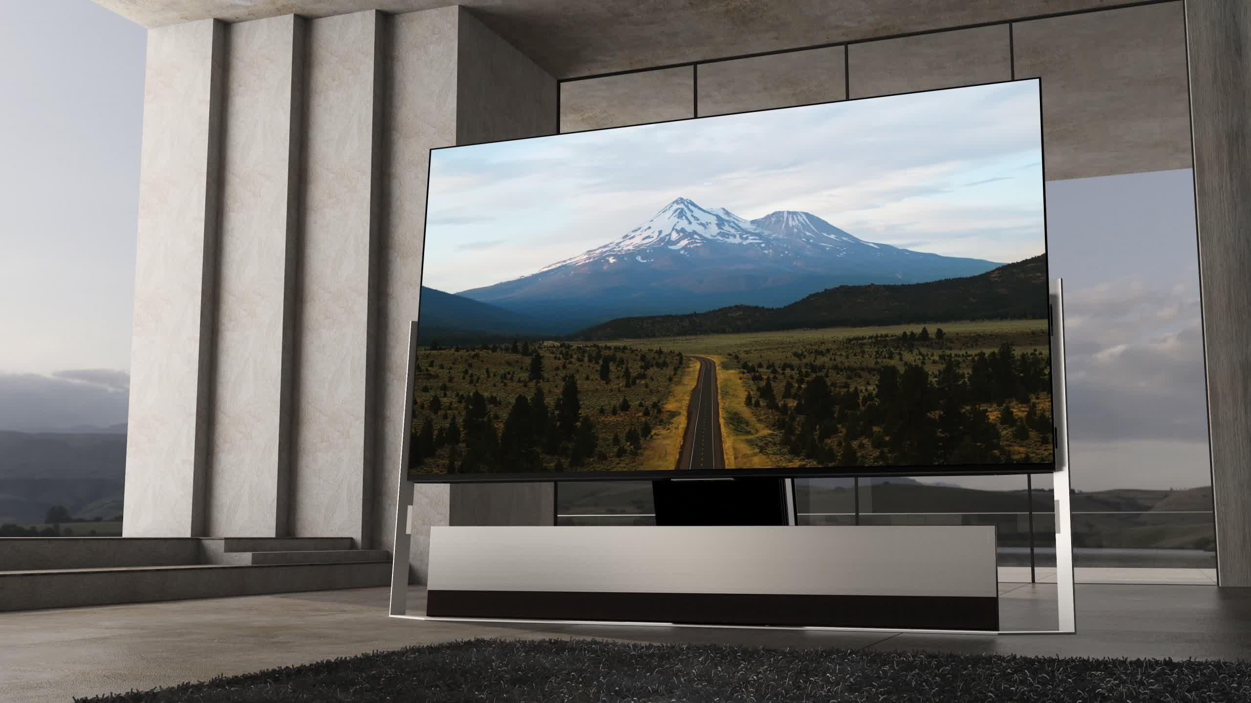 TCL unveils $9,999 8K Google TV with built-in camera and mini-LED tech