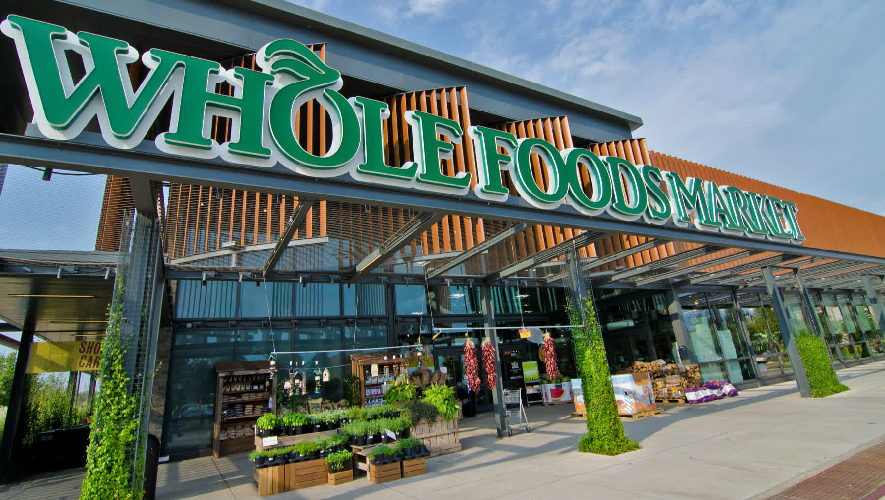 Amazon's cashier-free 'Just Walk Out' tech is coming to Whole Foods Market stores next year