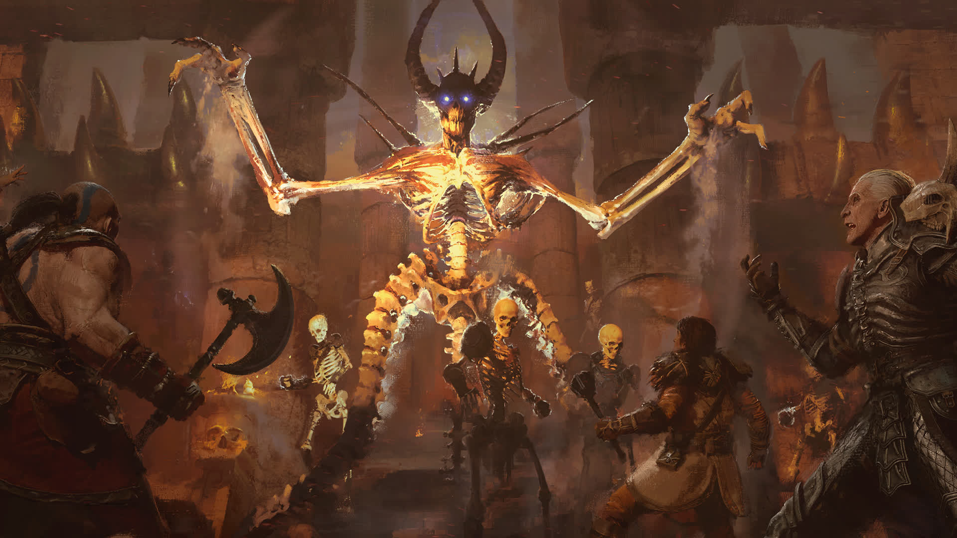 Blizzard removed ultrawide monitor support from Diablo 2 because it broke the game