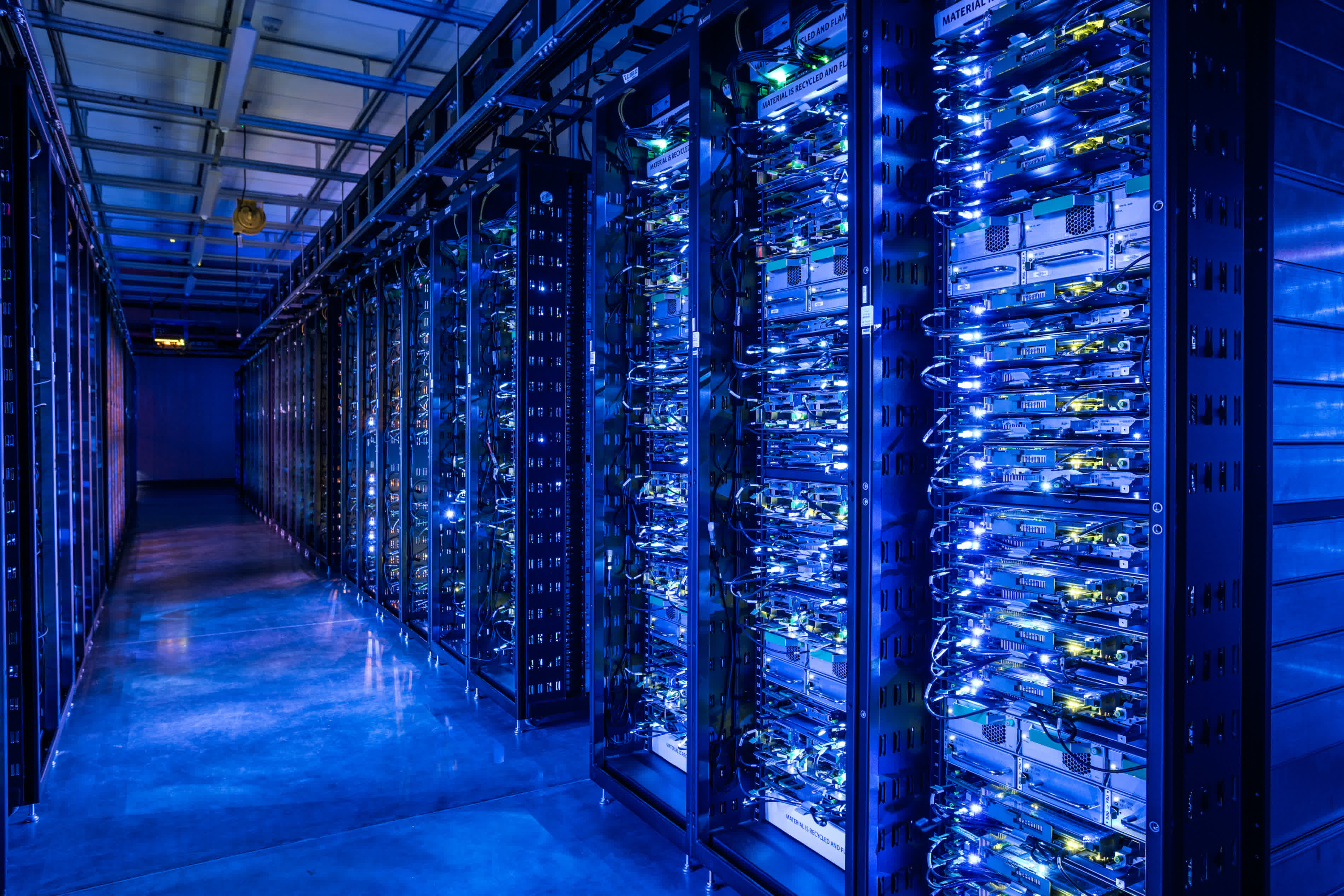 Facebook said to be working on custom silicon for servers