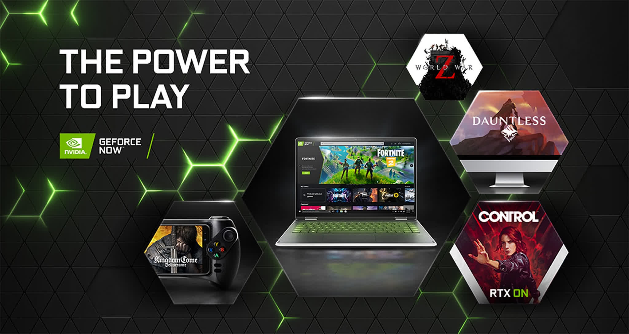 Nintendo and PlayStation titles spotted in Nvidia GeForce Now database