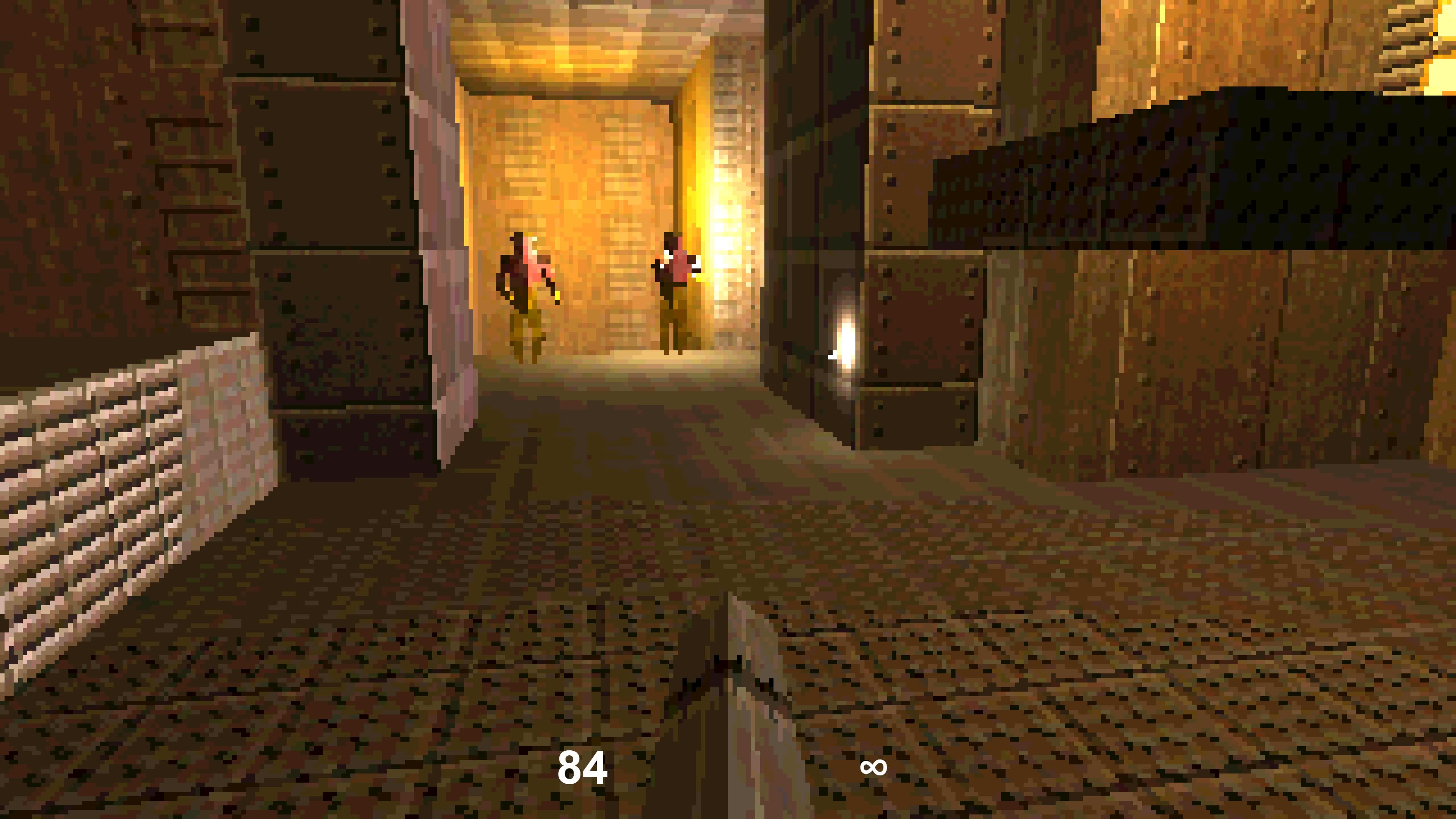 This Quake clone is just 13 kilobytes and plays right in your browser