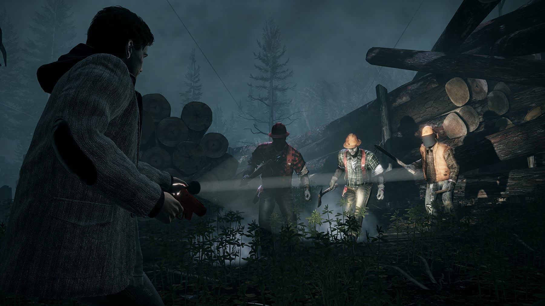 Alan Wake Remastered lacks ray tracing and HDR but supports Nvidia DLSS - check out the PC requirements