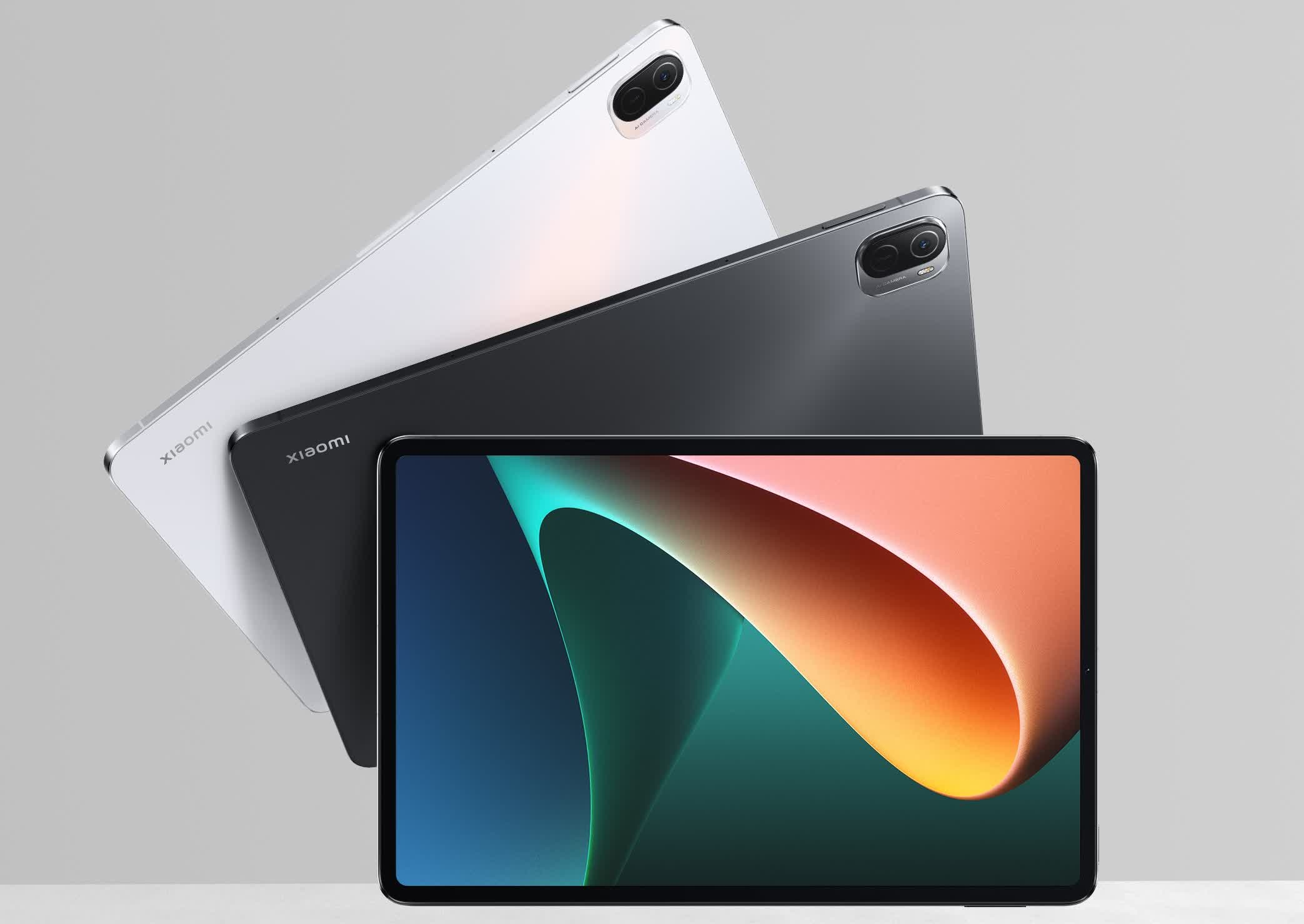 Xiaomi introduces the Pad 5 tablet alongside multiple new AIoT products