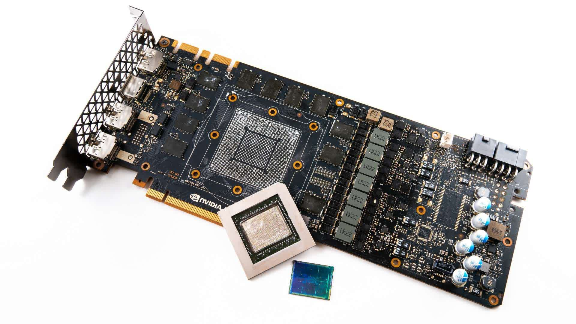 Chinese chipmaker is getting close to release a GPU that approximates Nvidia's GeForce GTX 1080