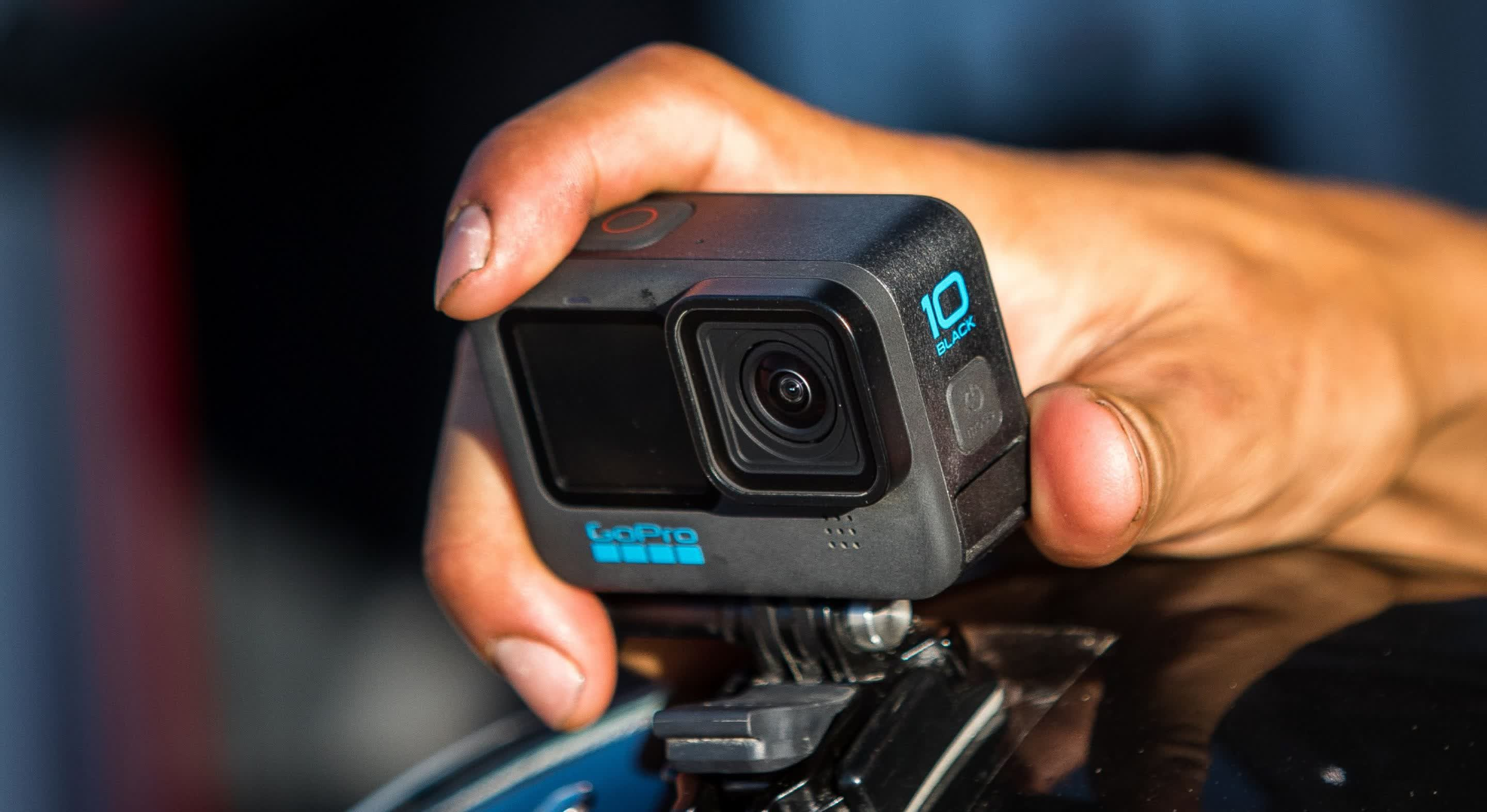 GoPro announces the Hero 10 Black action camera with a new processor and 5.3K60 video recording capabilities