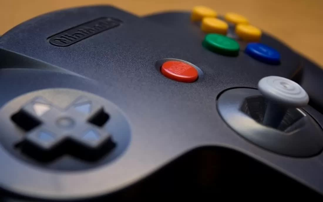 Nintendo filing suggests replica N64 controller for the Switch is on its way
