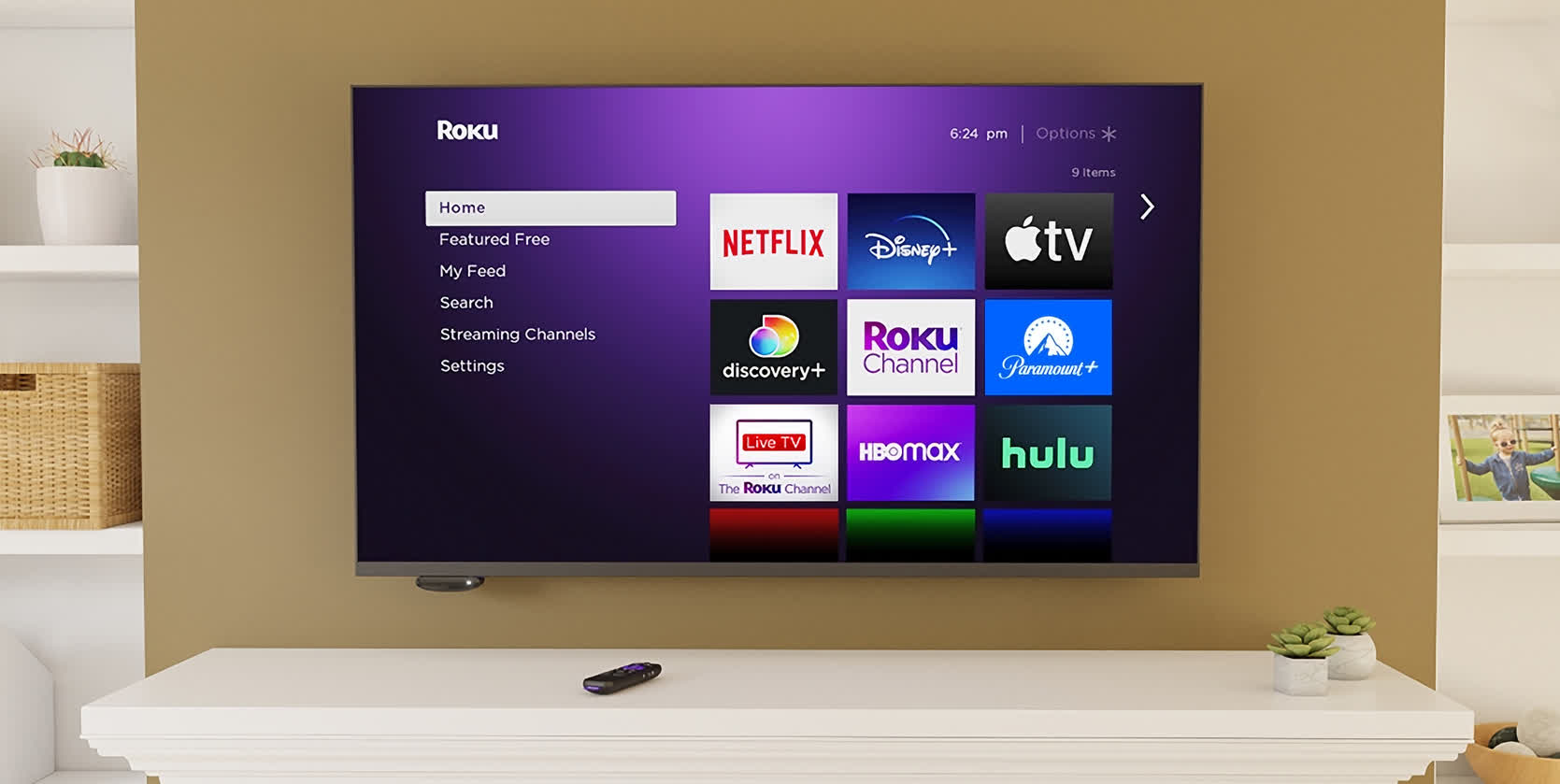 Roku counters Amazon with upgraded Roku Streaming Stick 4K and Streaming Stick 4K+