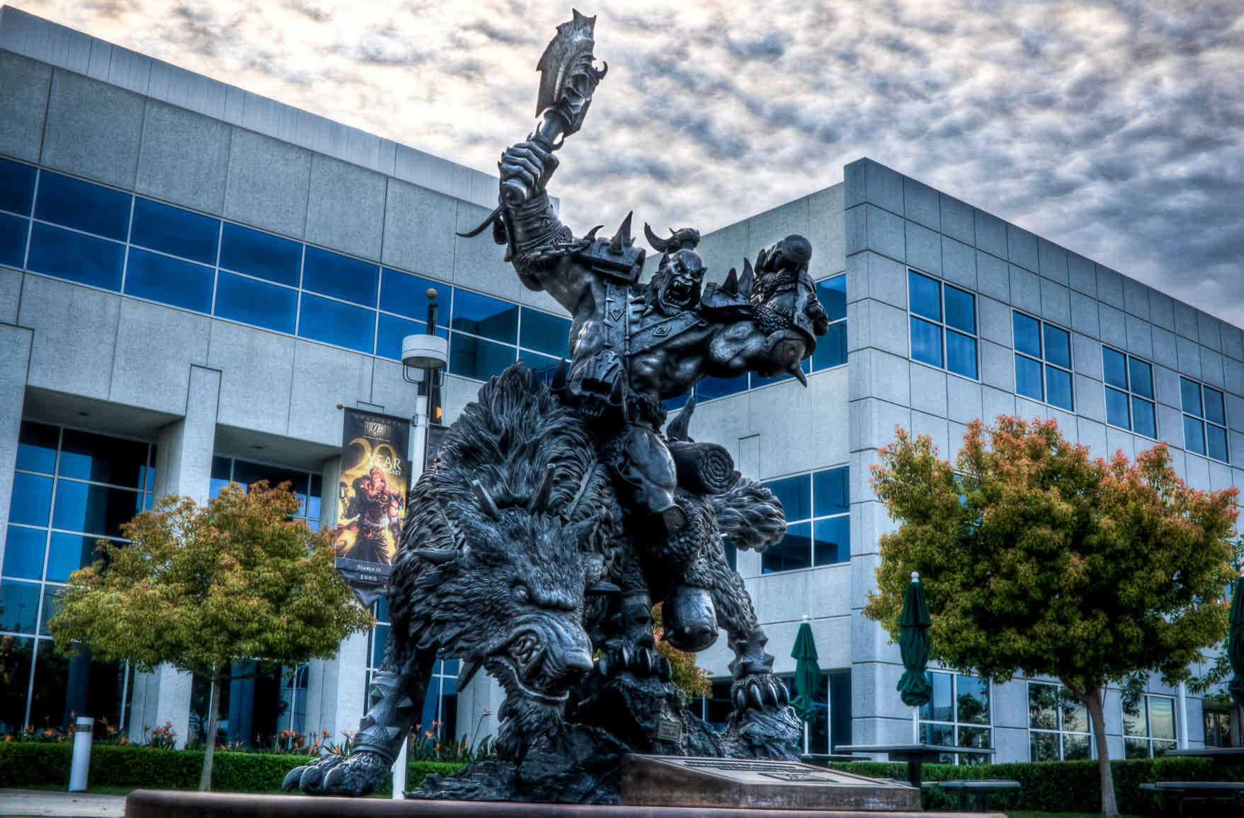 Blizzard Entertainment's chief legal officer leaves the company