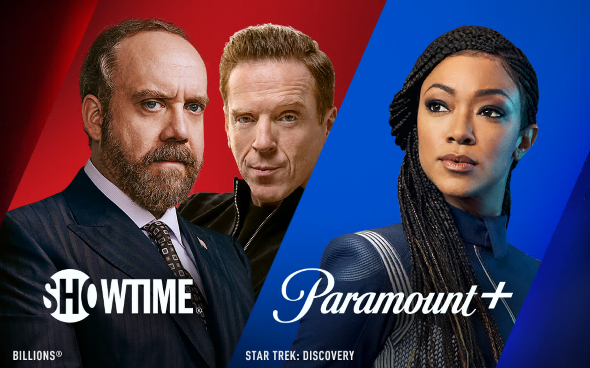 ViacomCBS' new bundle pairs Paramount+ with Showtime starting at $9.99 a month