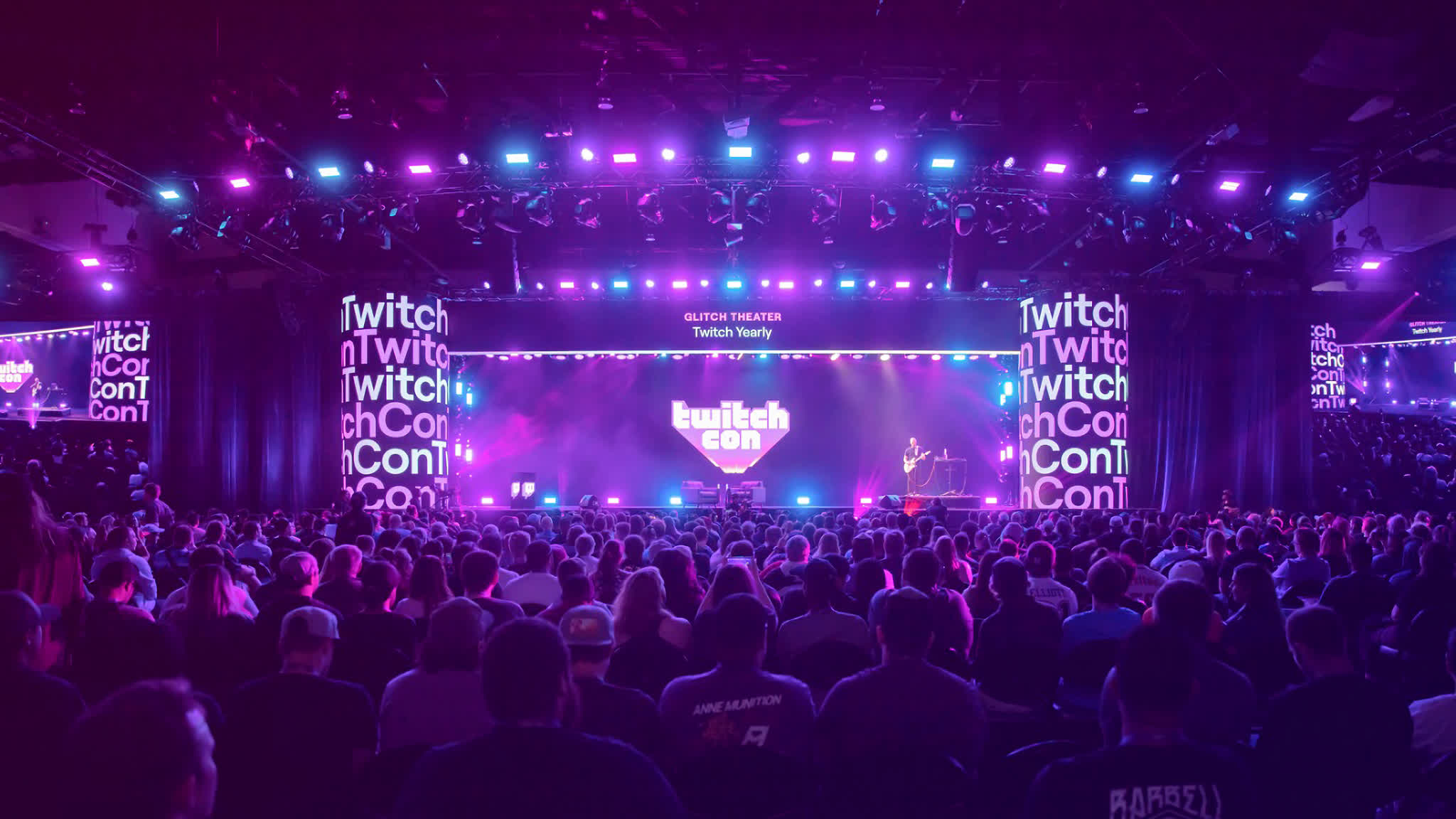 Twitch schedules two in-person TwitchCon events for 2022