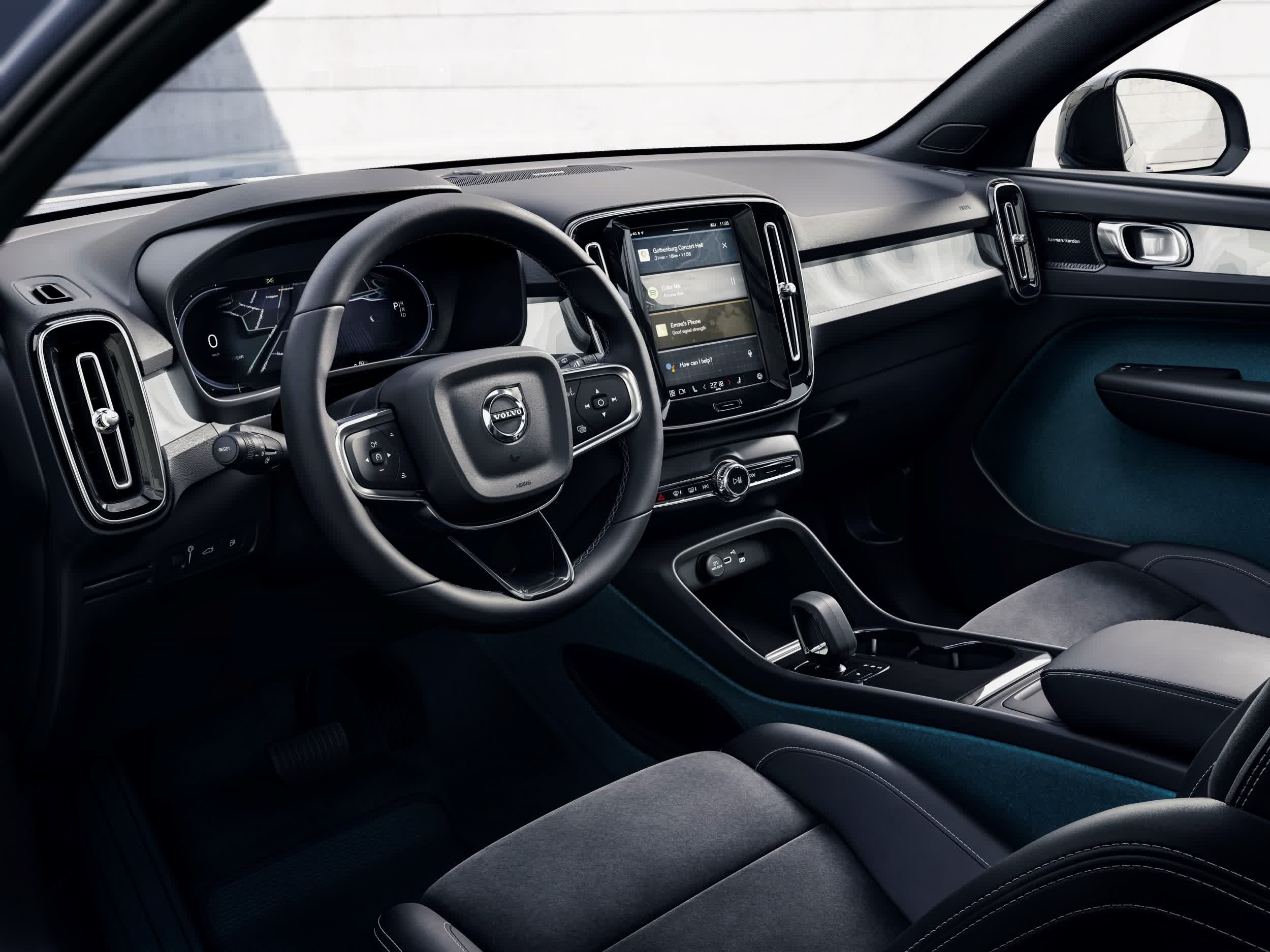 Volvo is ditching leather in all of its EVs to help reduce greenhouse gas emissions