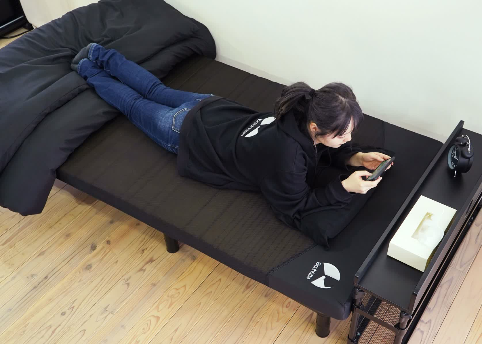 You can buy a 'Gaming Mattress' in Japan that looks suspiciously like a normal mattress