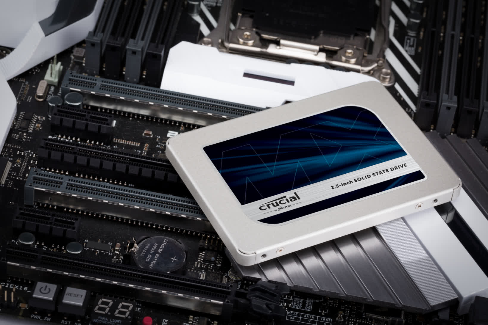 Crucial quietly adds 4TB SATA SSD to its MX500 family