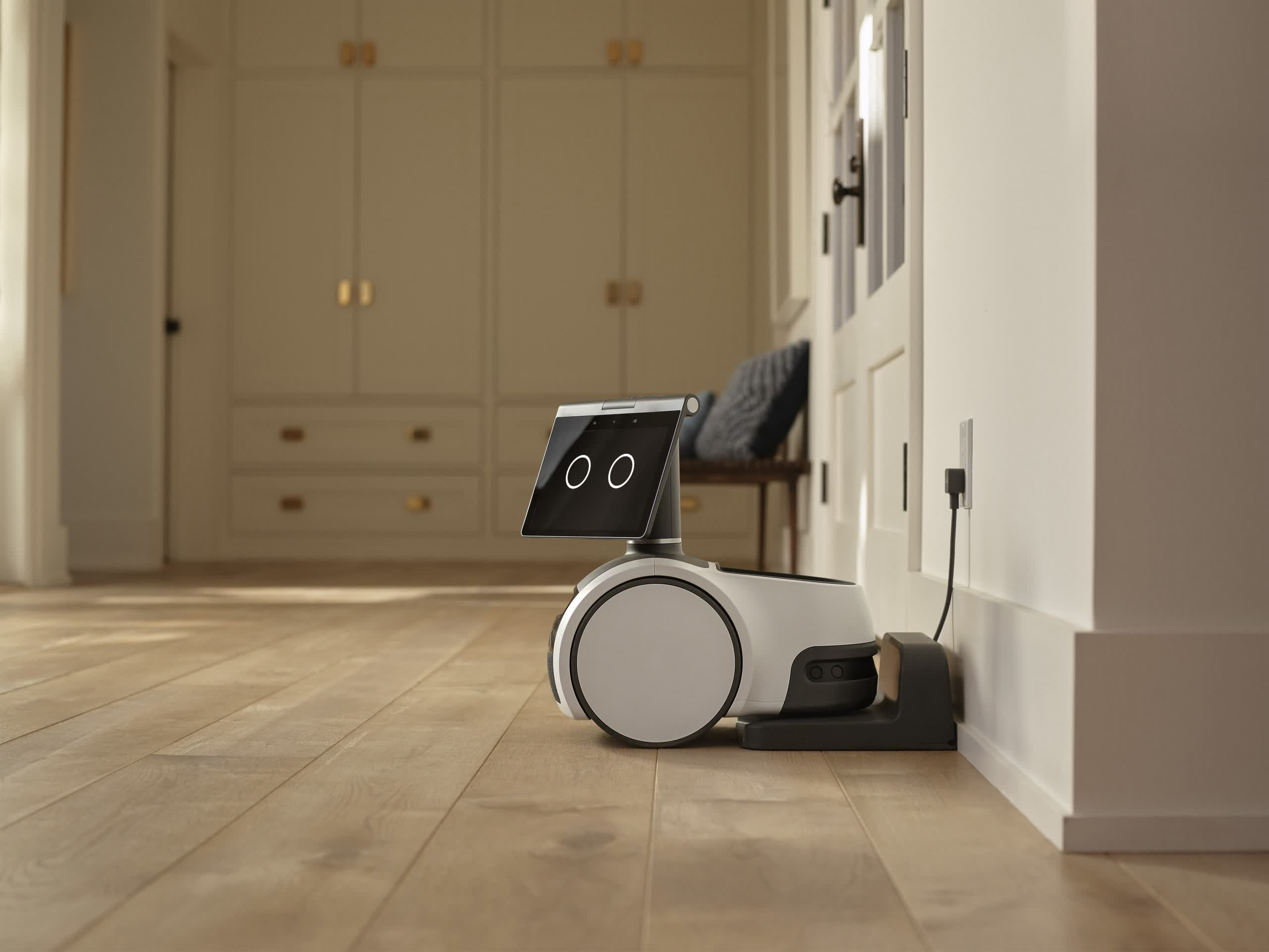 Amazon Astro brings a personal robot into your home