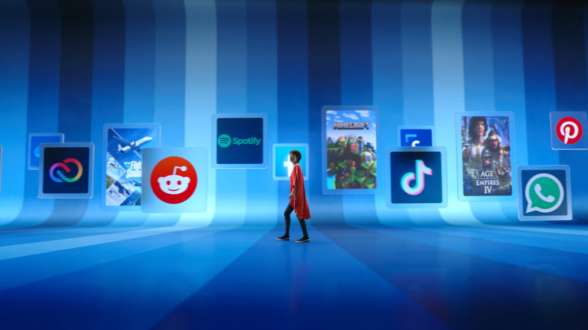 The Microsoft Store will host app stores from third-party developers including Amazon and Epic