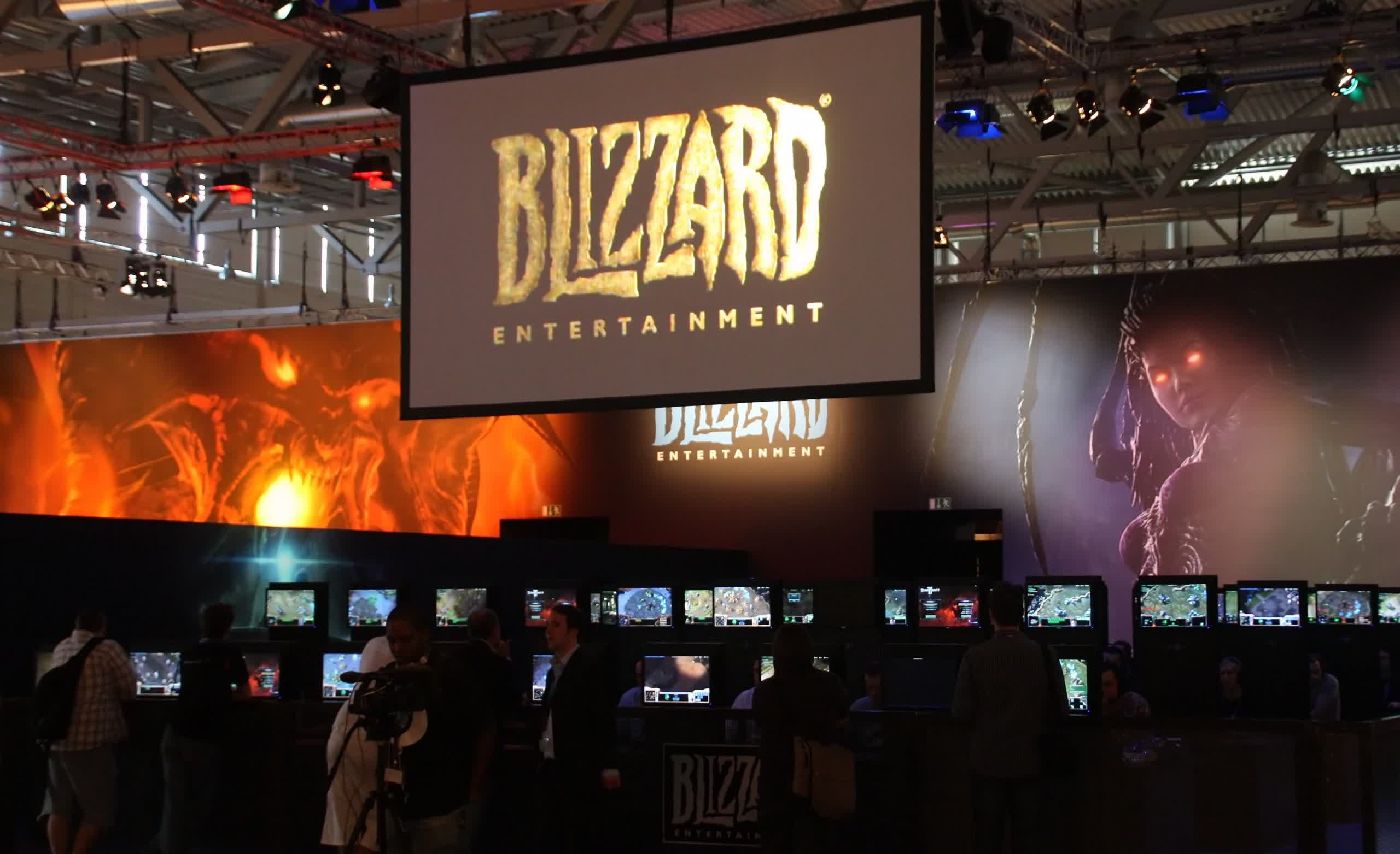 Activision Blizzard settles with US Equal Employment Opportunity Commission after they file complaint