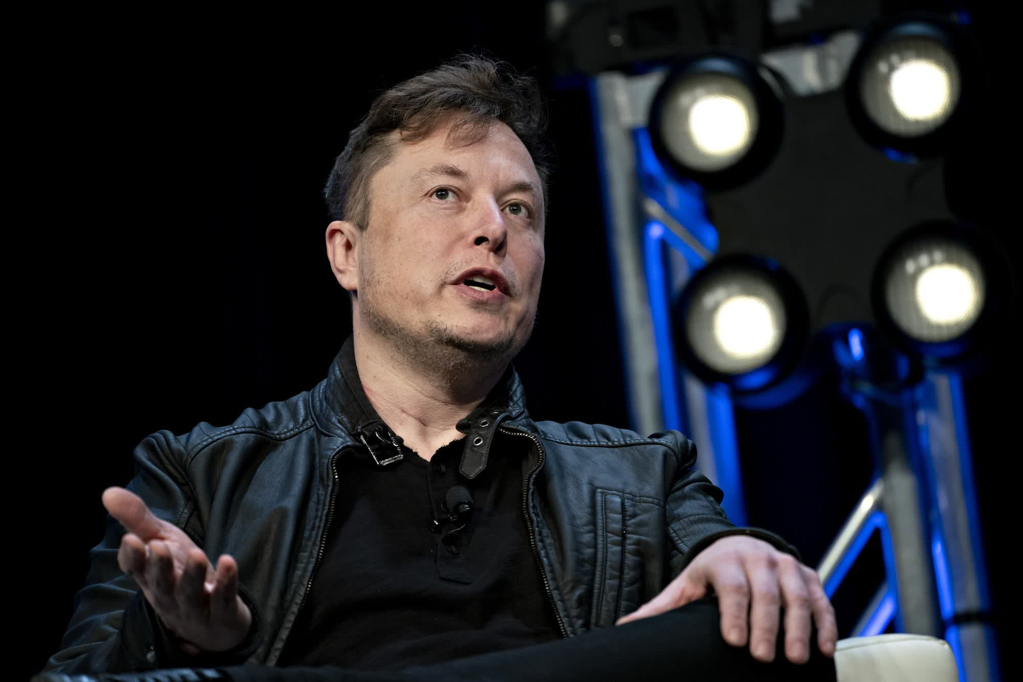 Elon Musk says it isn't possible to 'destroy' crypto, only slow it down