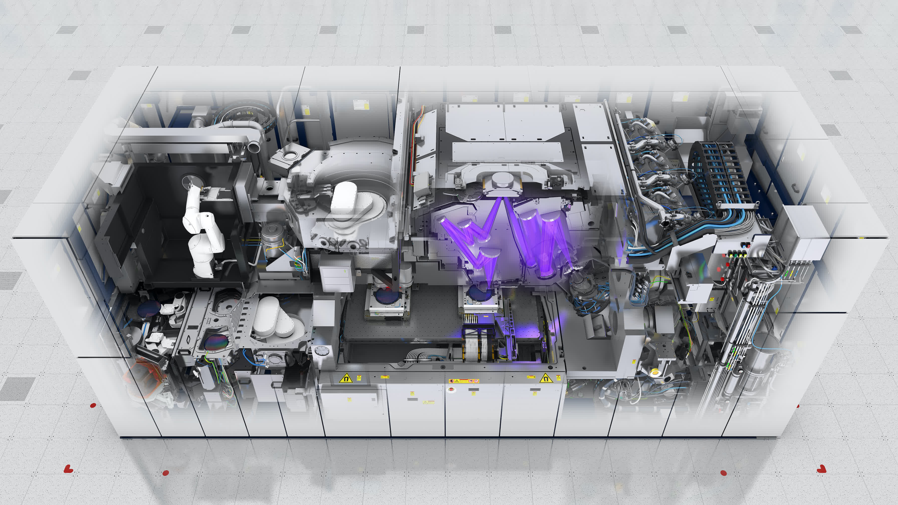 ASML's next-gen EUV machine will give Moore's Law a new lease of life