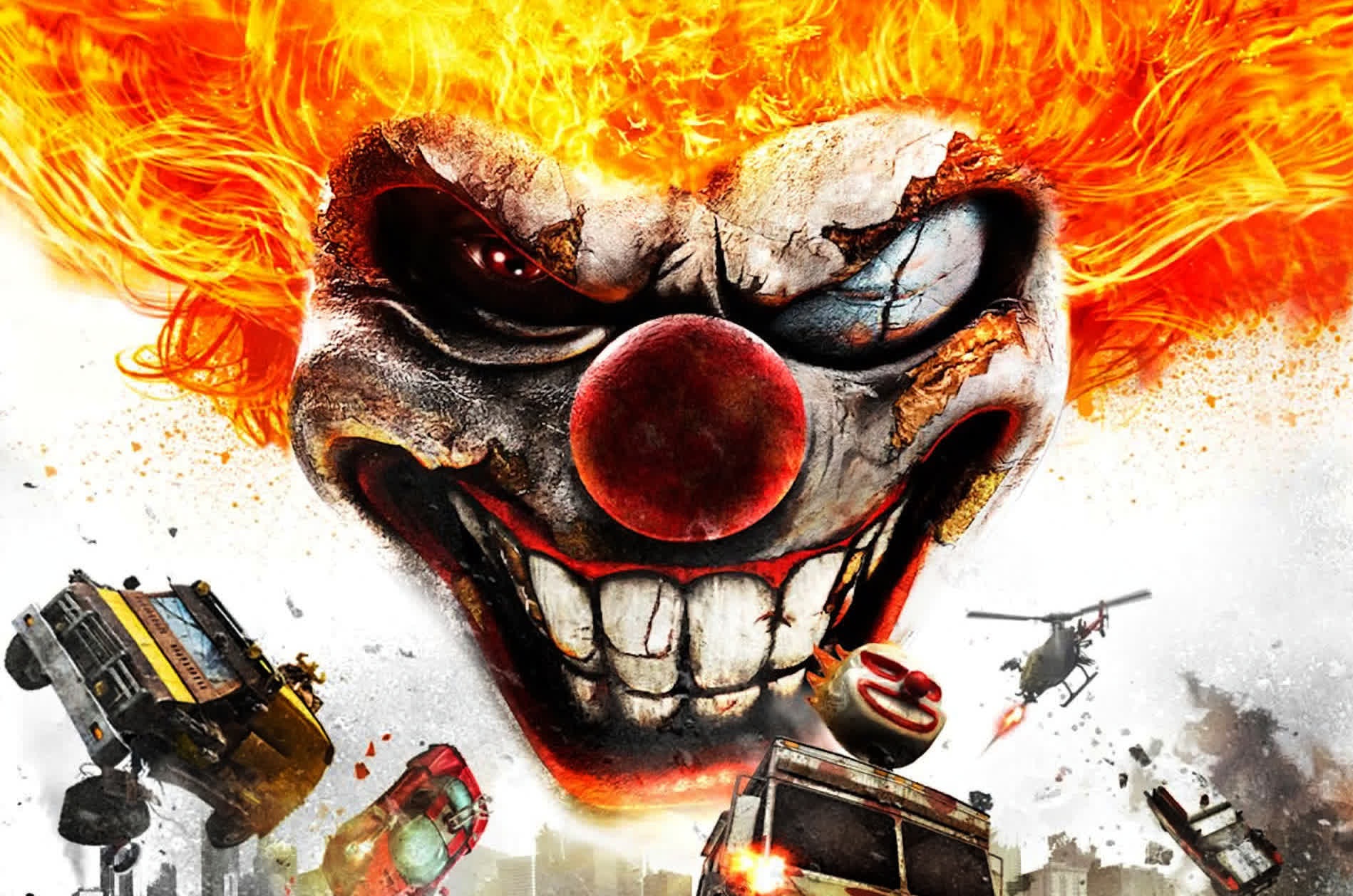 Twisted Metal revival reportedly in development at Lucid Games