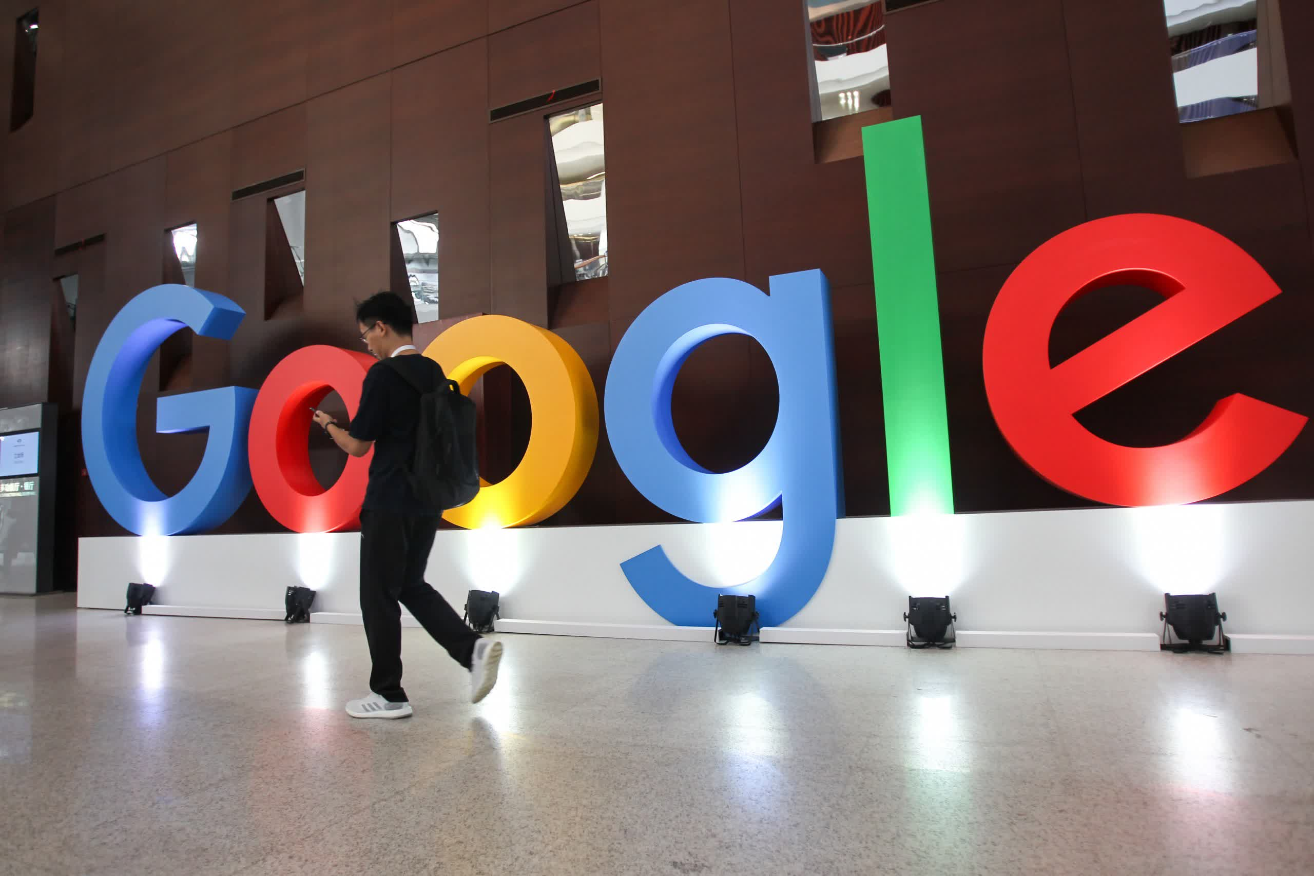Google: The top search query on Bing is Google