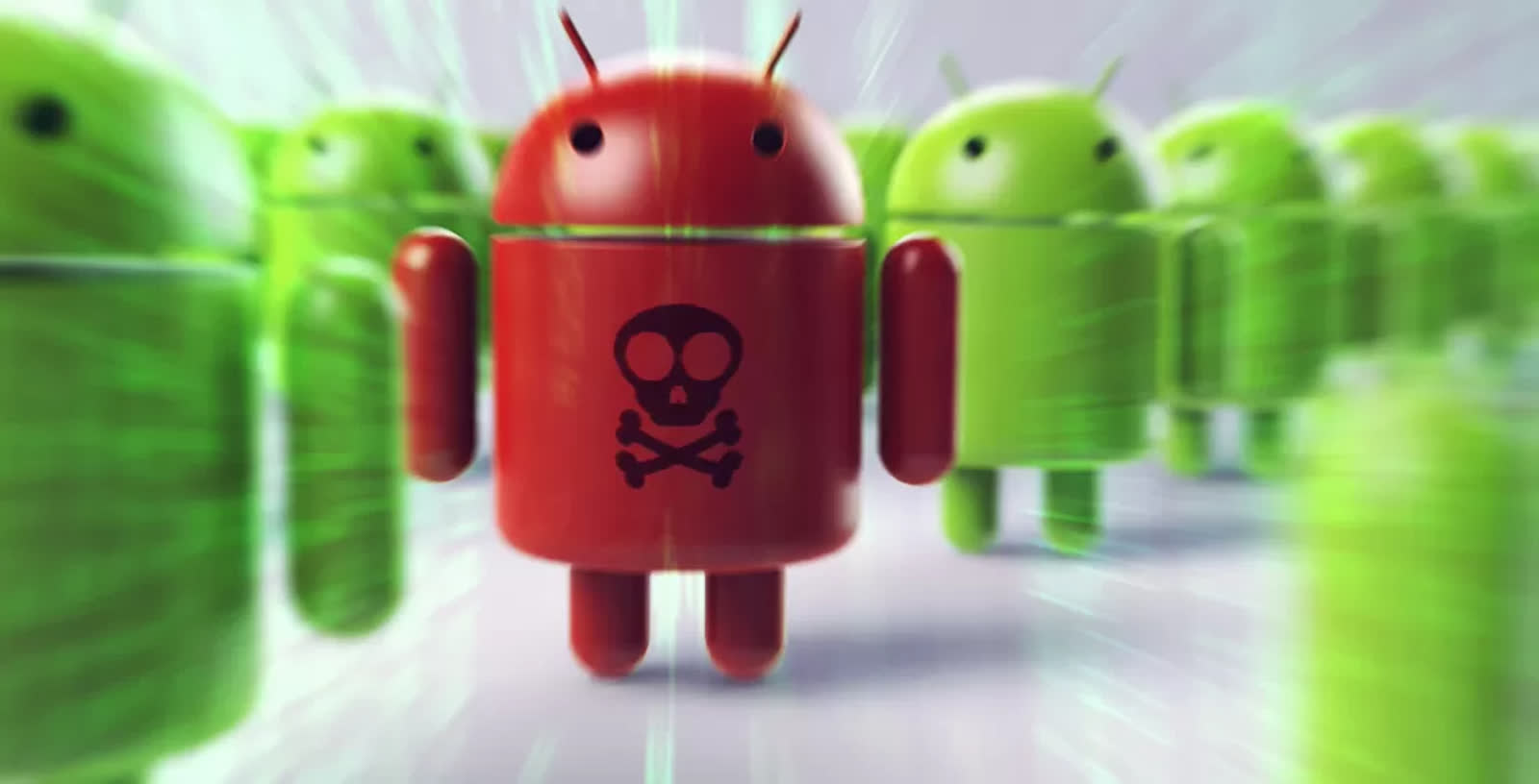 Android malware on the rise, Google's OS is more interesting to cybercriminals than Apple iOS