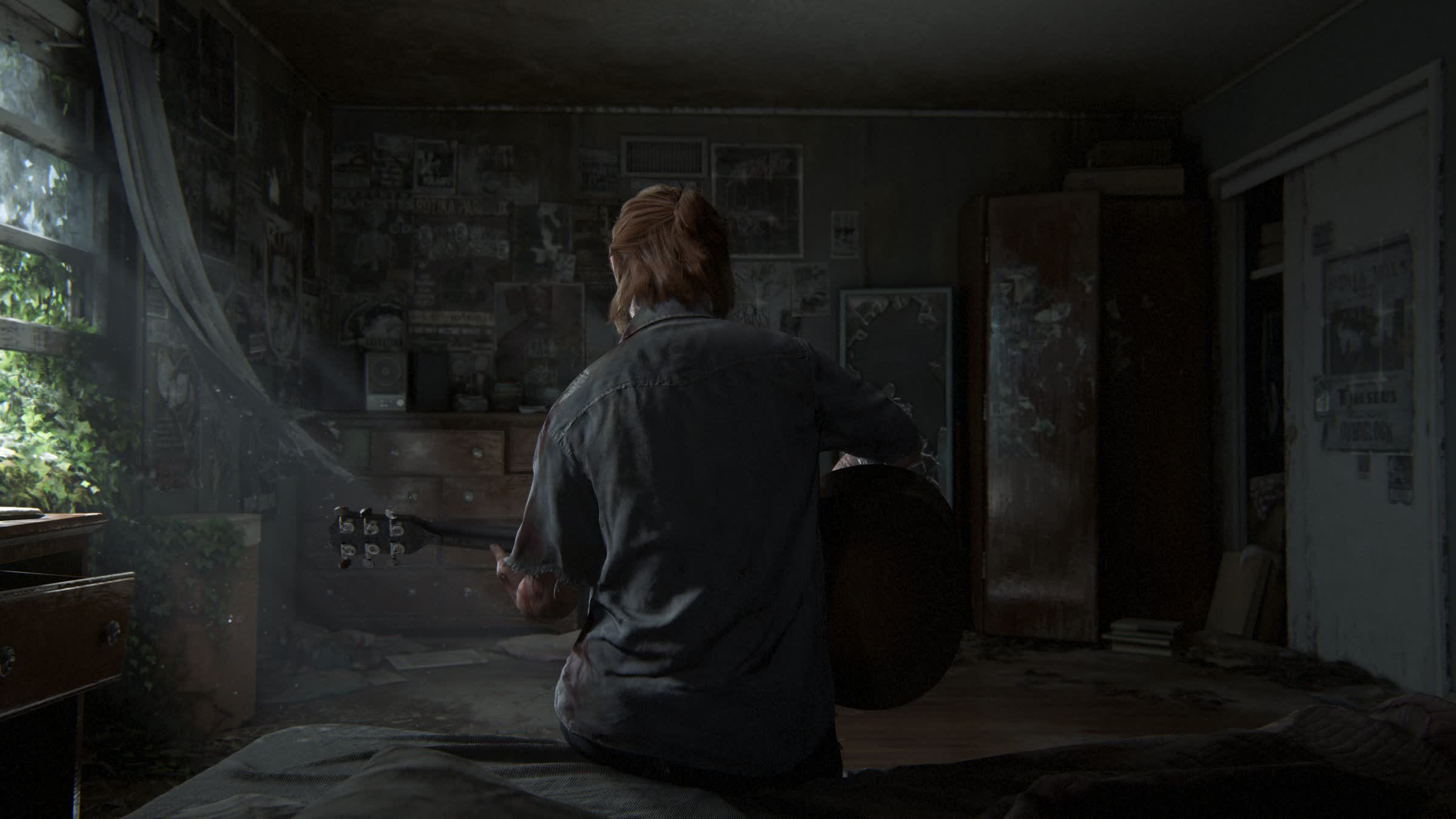 You can now play The Last of Us Part II on the PC through PlayStation Now