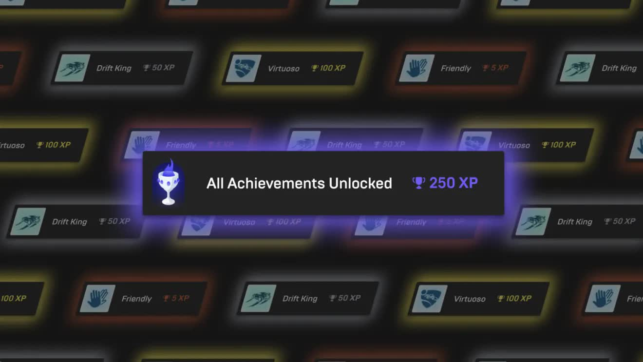 Platform-wide achievements are coming to the Epic Games Store next week