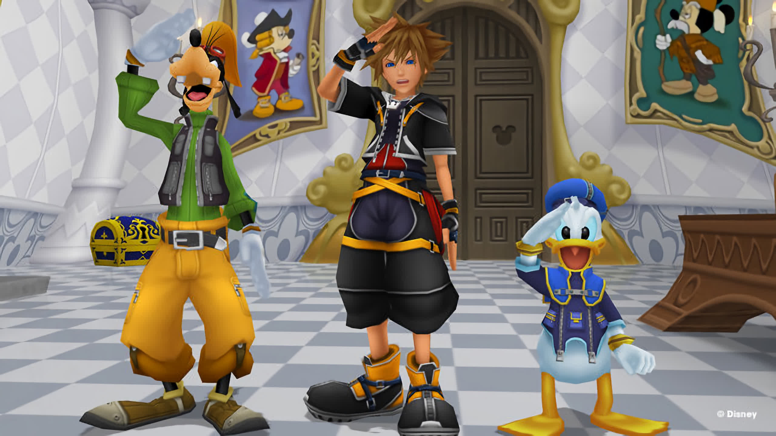 Kingdom Hearts franchise is coming to Nintendo Switch via cloud streaming