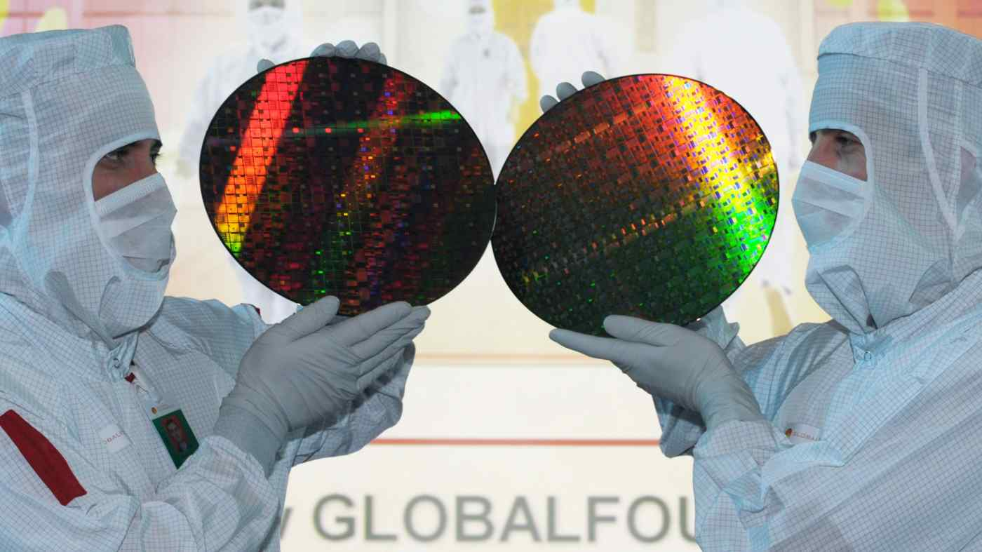 GlobalFoundries files for an IPO, could be valued at $25 billion