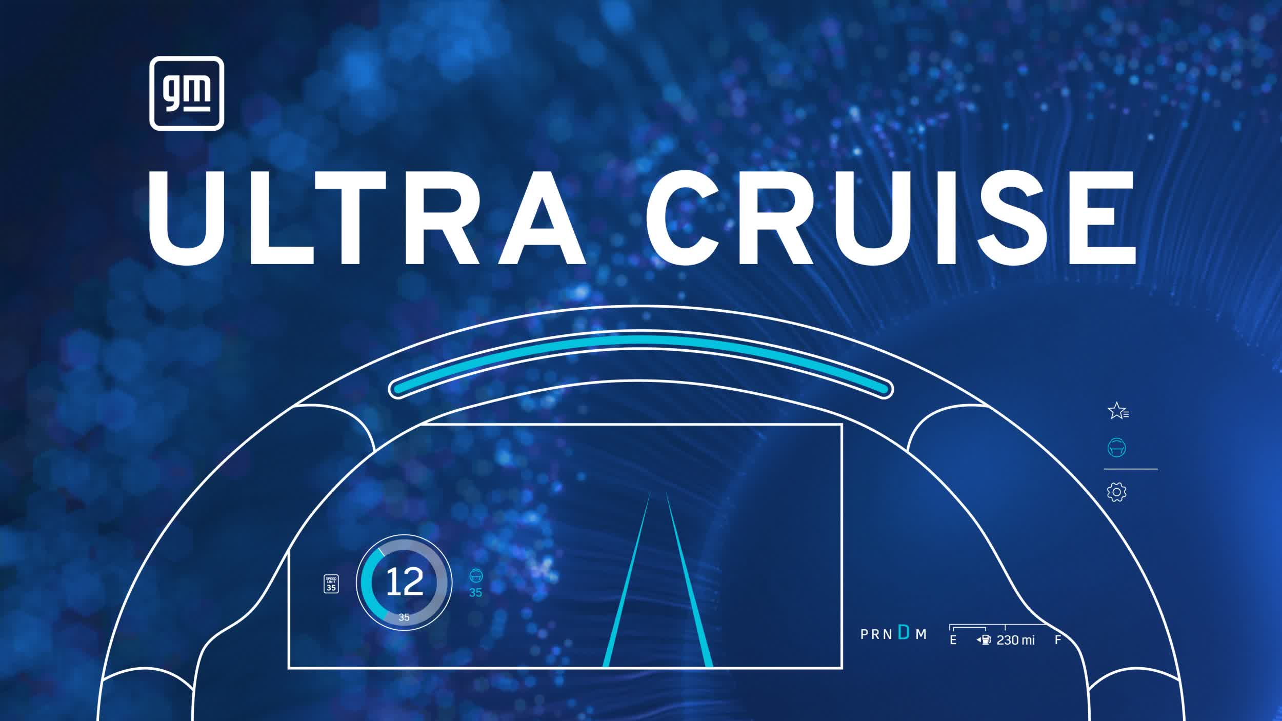 GM unveils Ultra Cruise advanced driver-assistance technology for premium vehicles