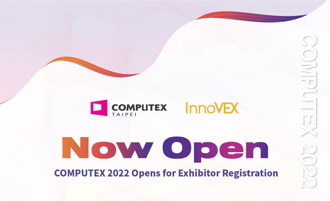 Computex Taipei is coming back as an in-person event in 2022