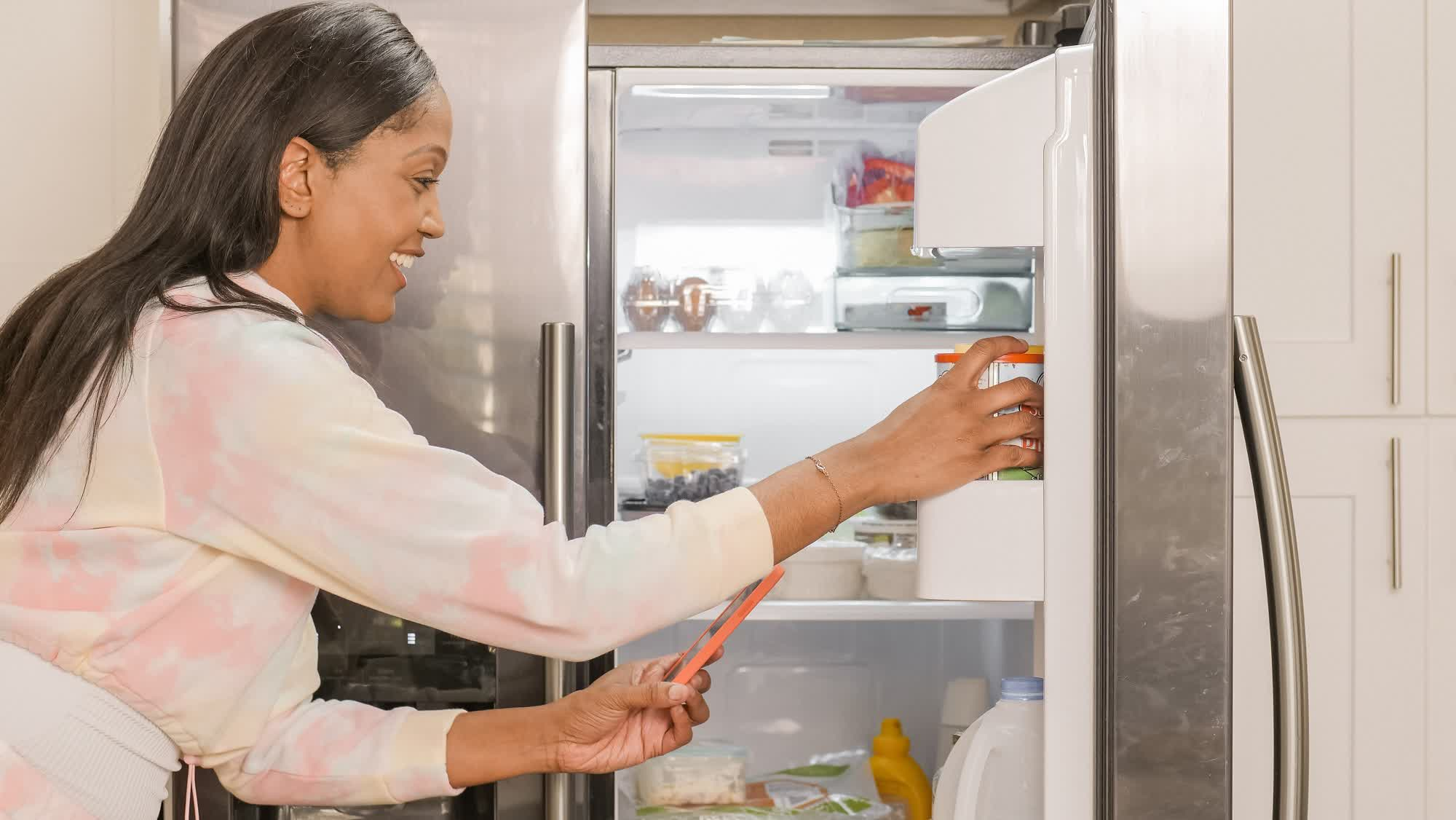 Amazon reportedly working on a smart fridge that tracks its contents