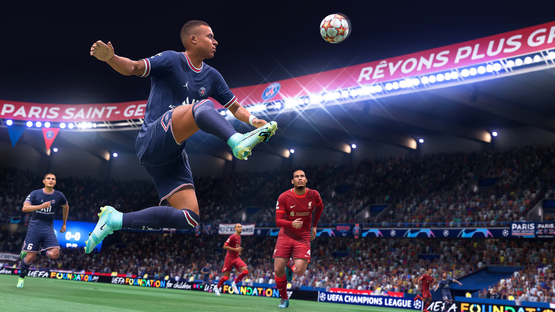 EA Sports is considering renaming its FIFA soccer games
