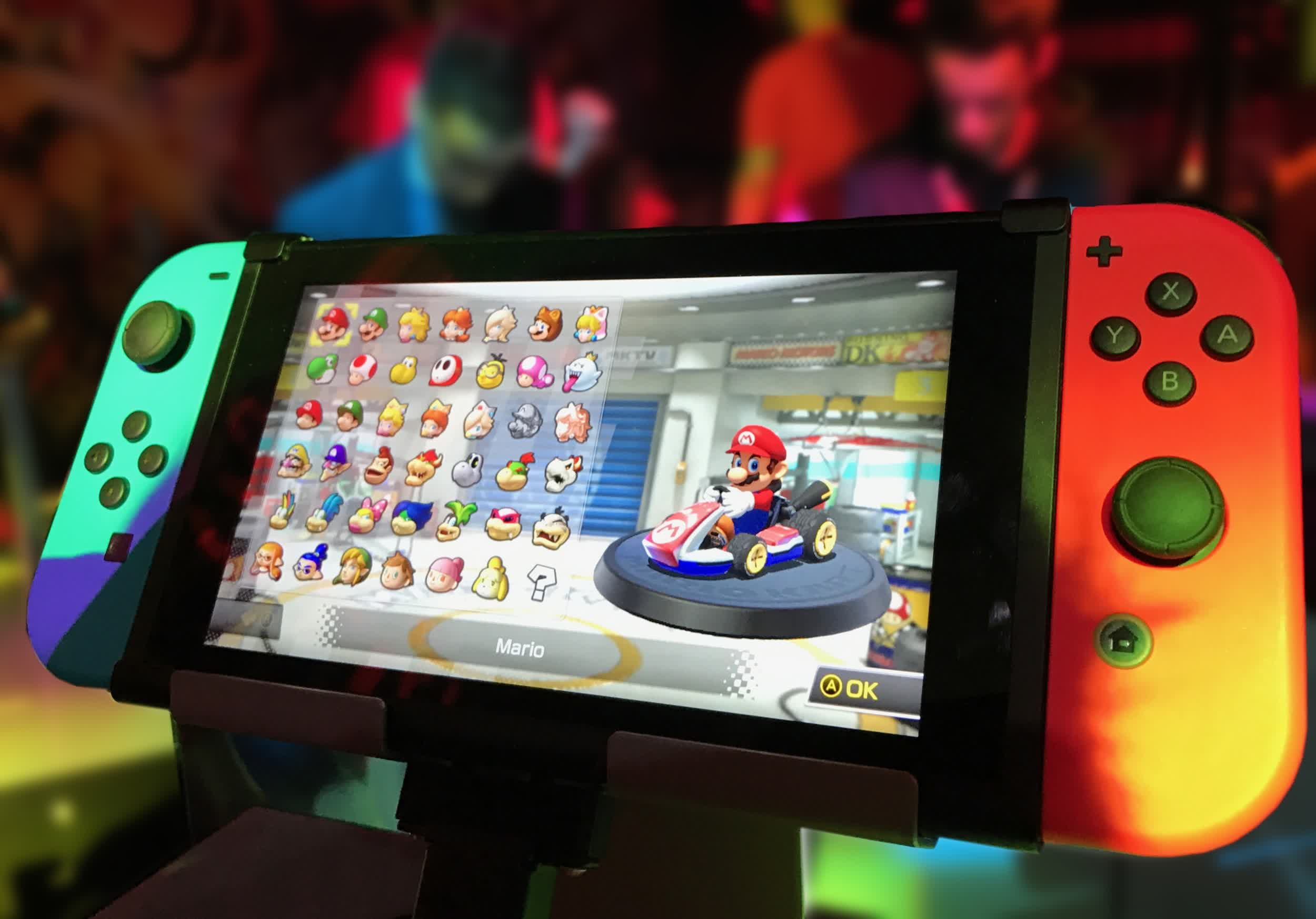Nintendo engineers say Switch Joy-Con drift is caused by wear, and is unavoidable