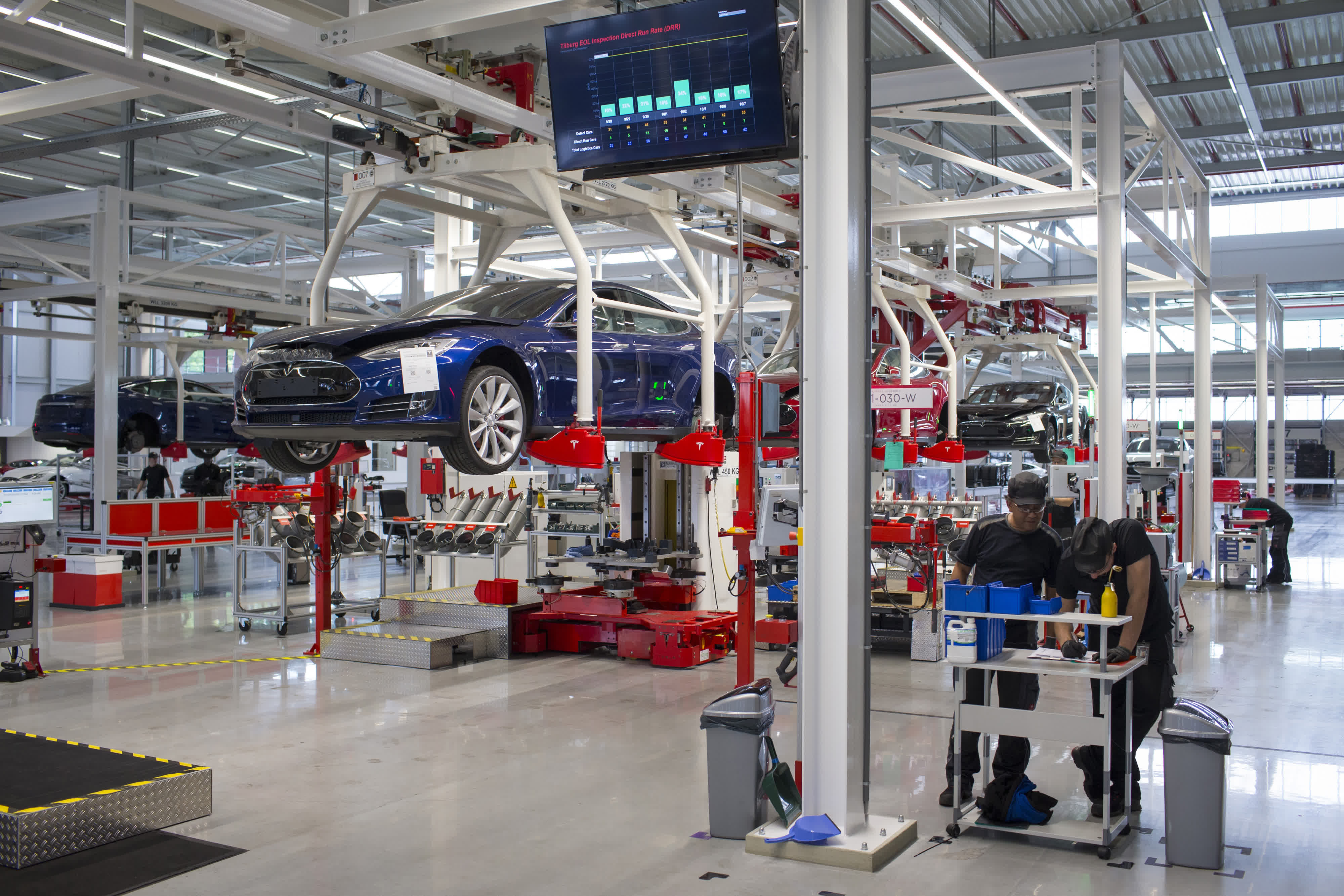 Tesla HQ is leaving California behind, will move to Austin, Texas instead