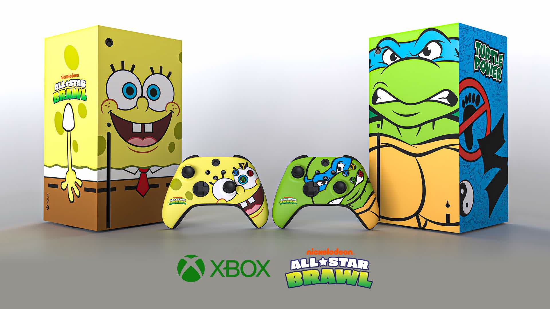 Microsoft is giving away two custom Xbox Series X consoles to celebrate Nickelodeon All-Star Brawl
