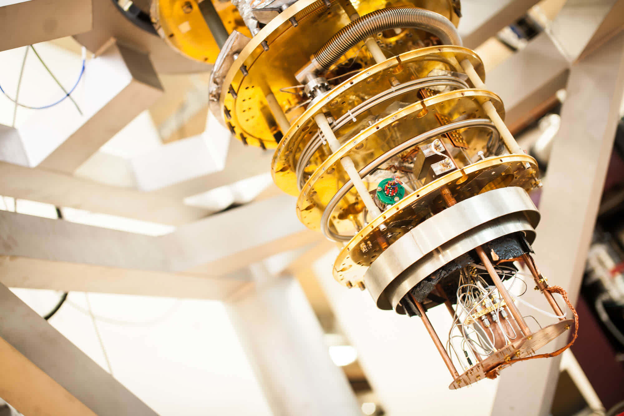 Investors are dumping money into quantum computing firms in hopes of a big payday