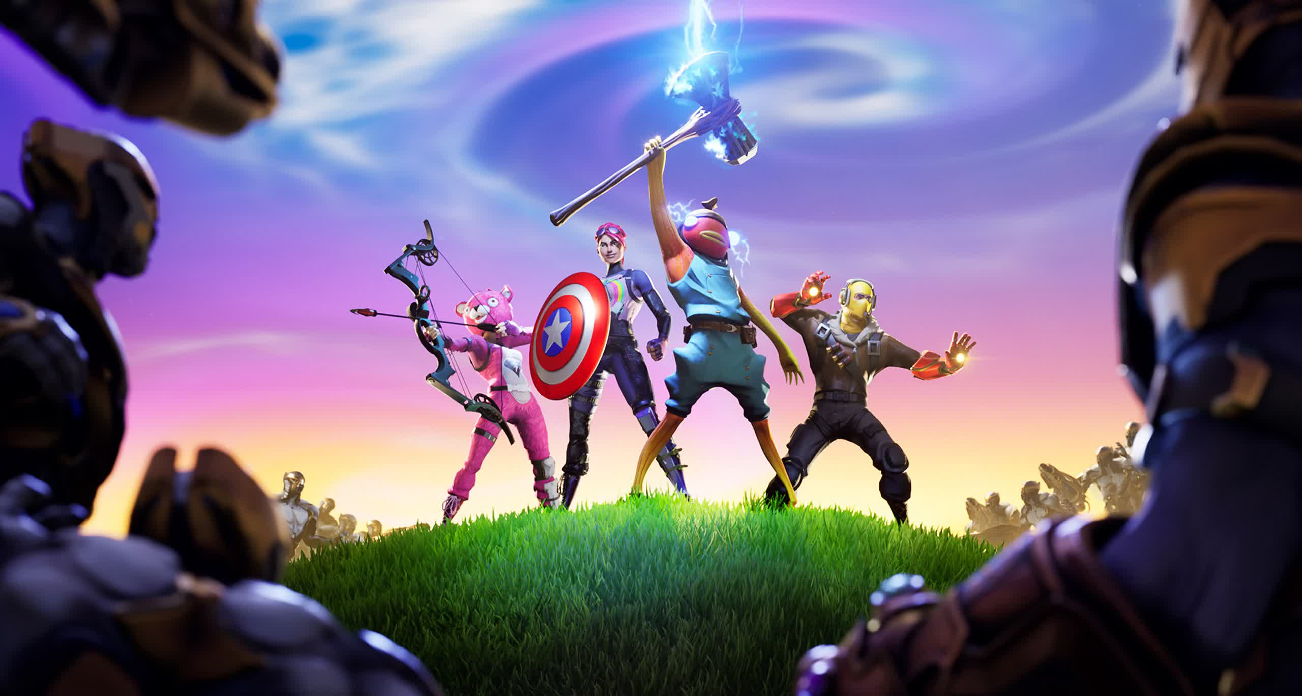 Epic Games reportedly in talks to produce a Fortnite movie