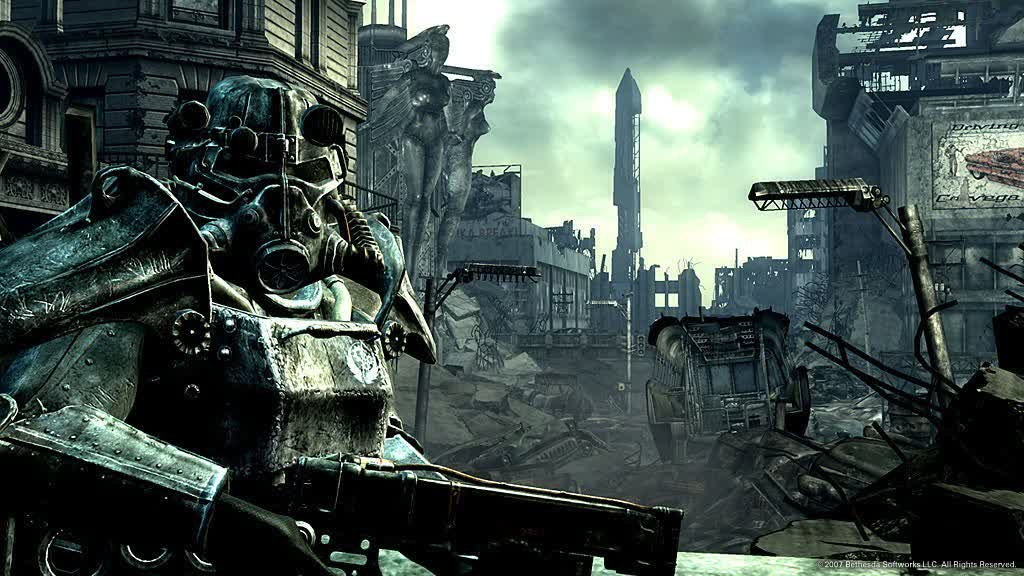 Bethesda finally removes Games For Windows Live from Fallout 3
