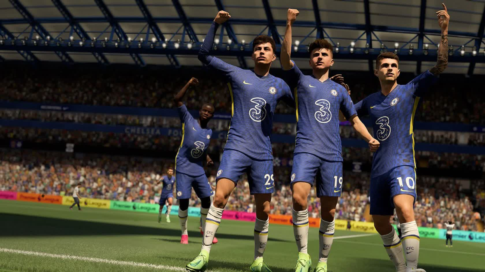 Possible financial dispute between EA and FIFA lies behind video game name change