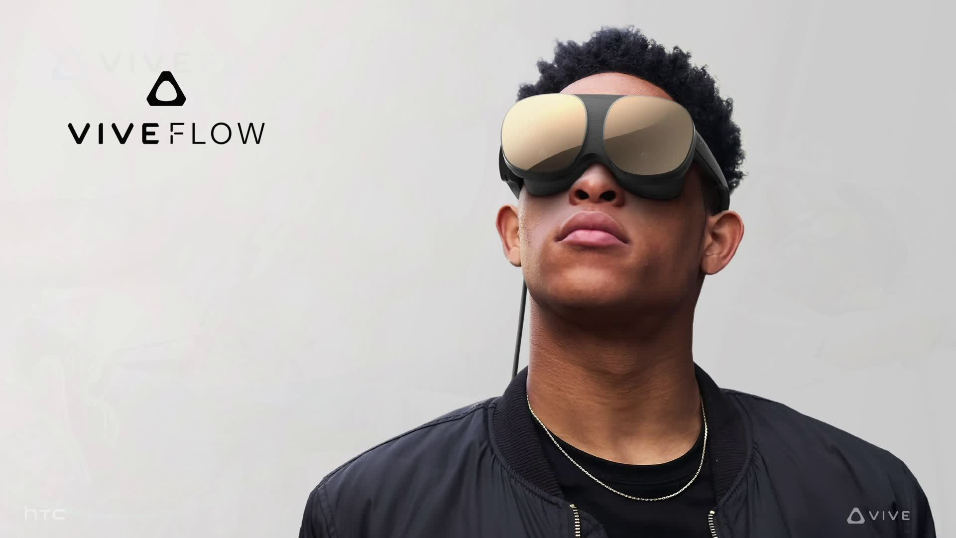 HTC Vive Flow images, info arrive ahead of this week's reveal