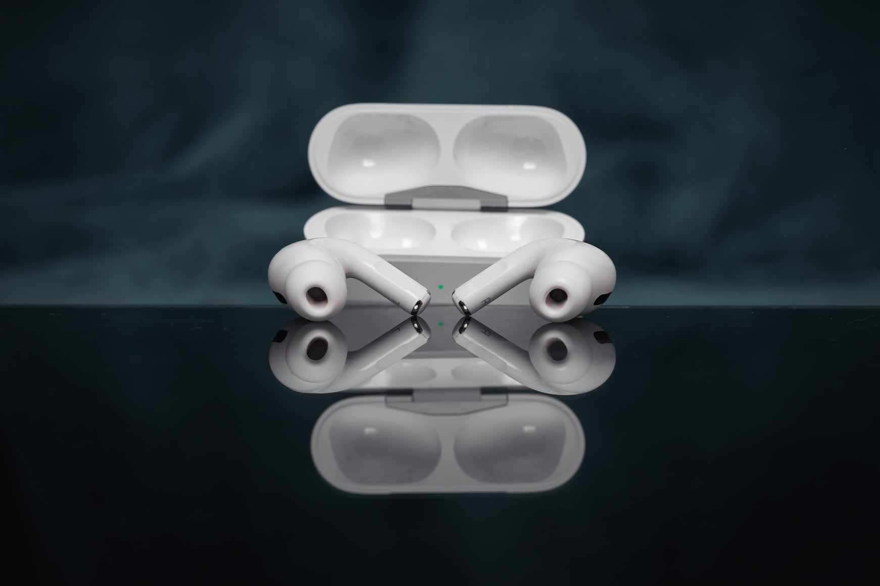 Apple is extending the AirPods Pro free repair program to three years