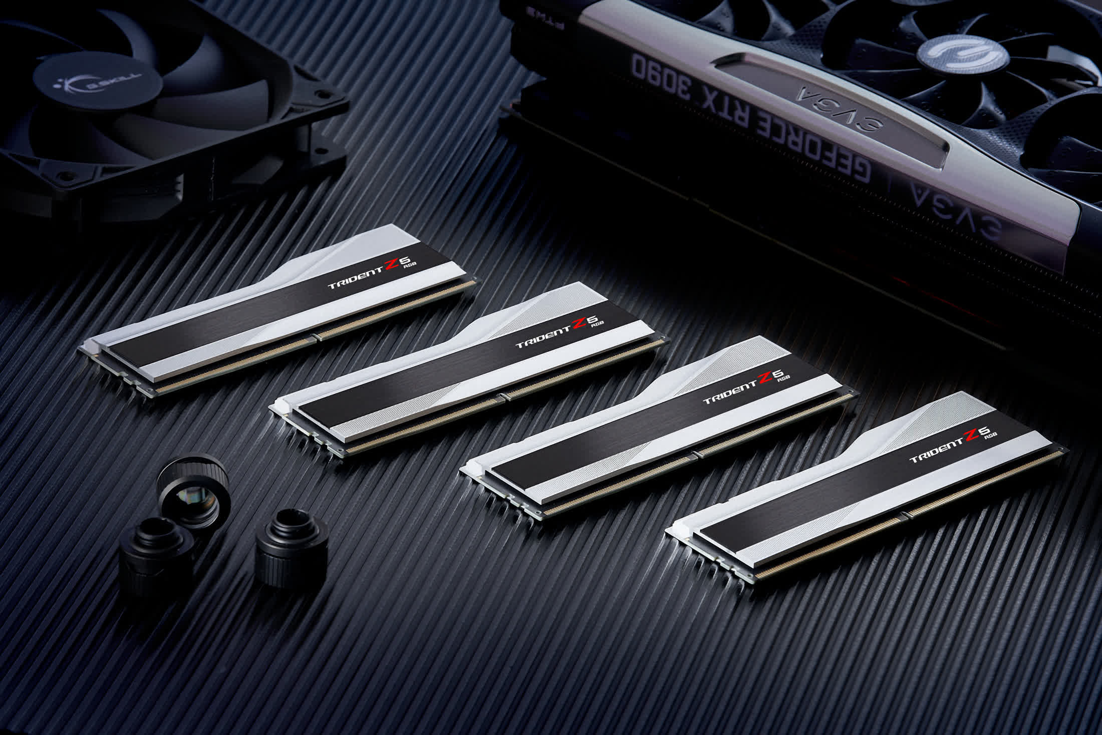 G.Skill launches Trident Z5 DDR5-6400 CL36 kits with Samsung-made memory chips