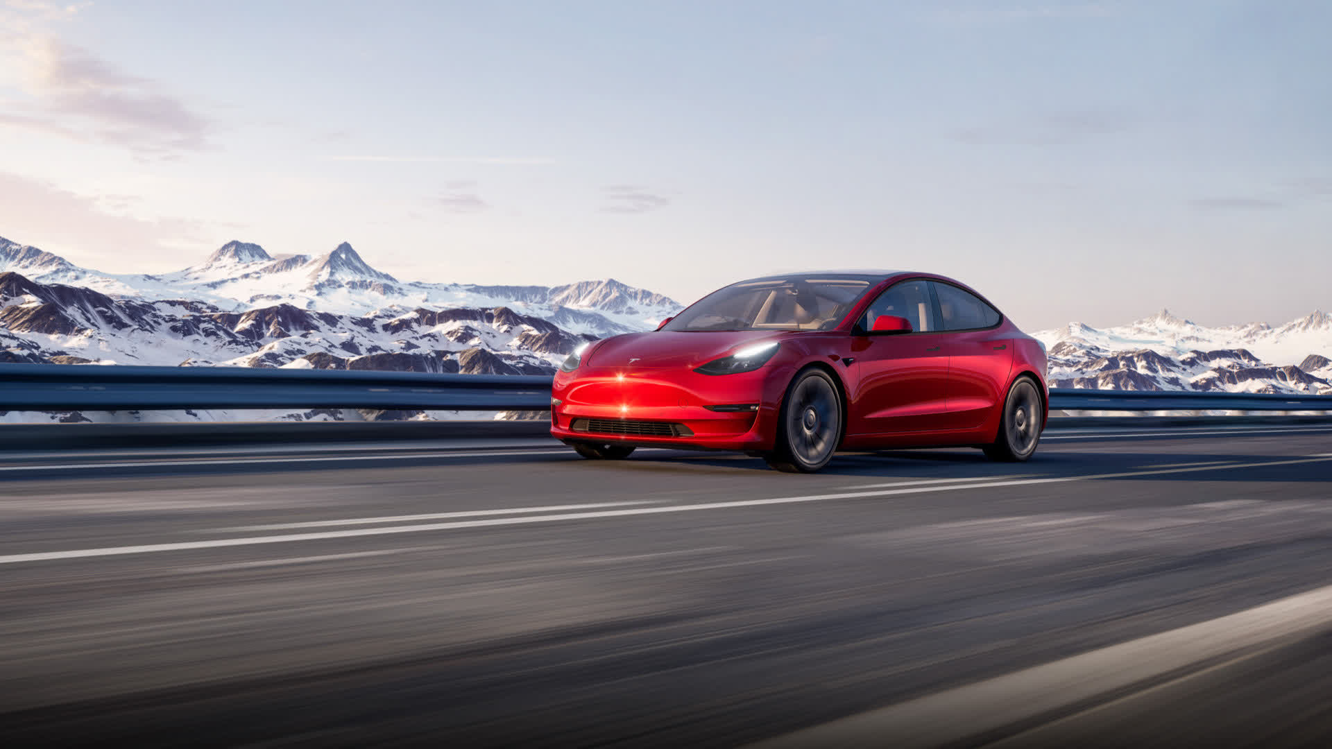Tesla's Model 3 is the first EV to top the European monthly sales charts thumbnail